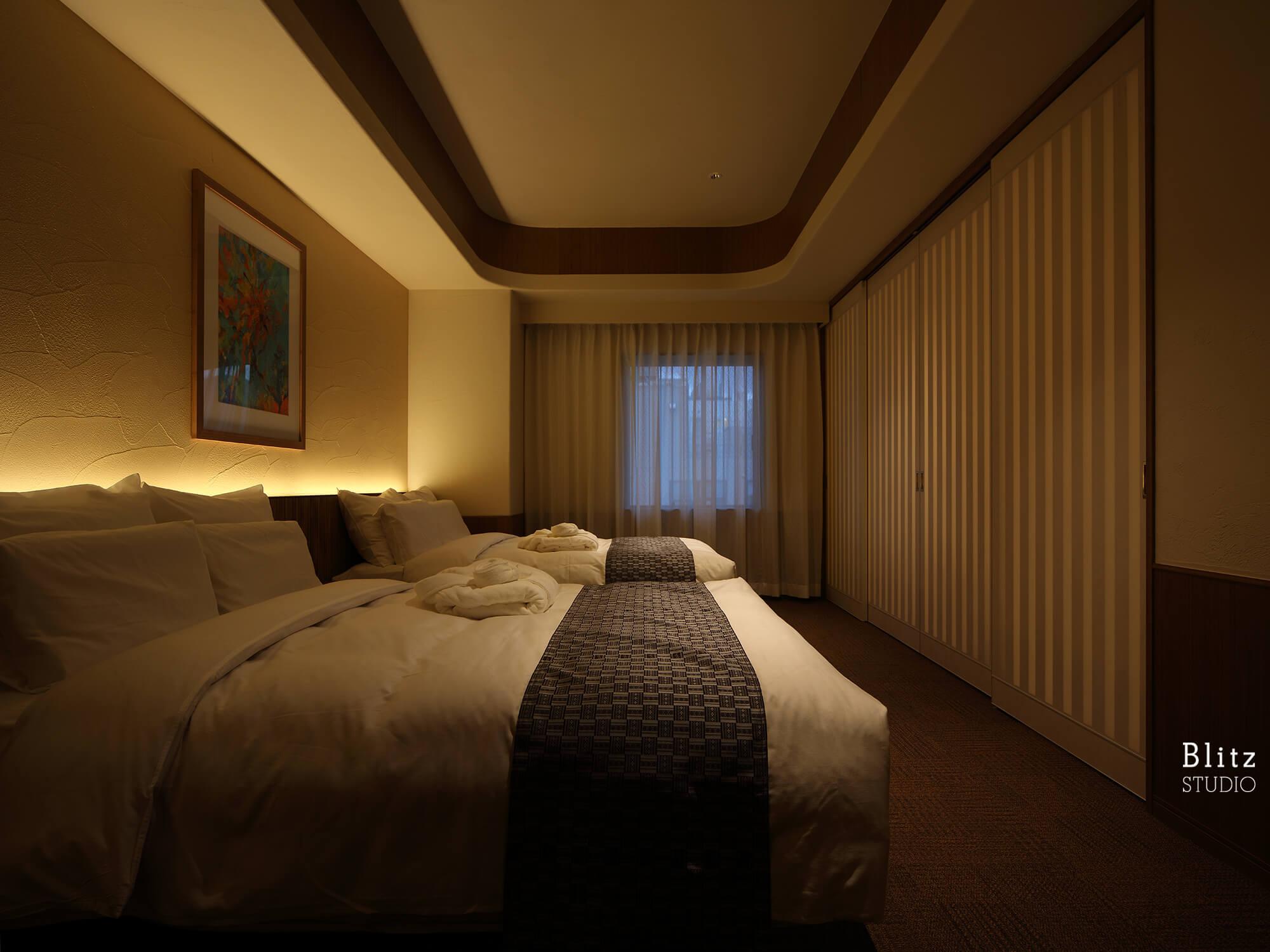 『HOTEL GREAT MORNING』建築写真・竣工写真・インテリア写真18