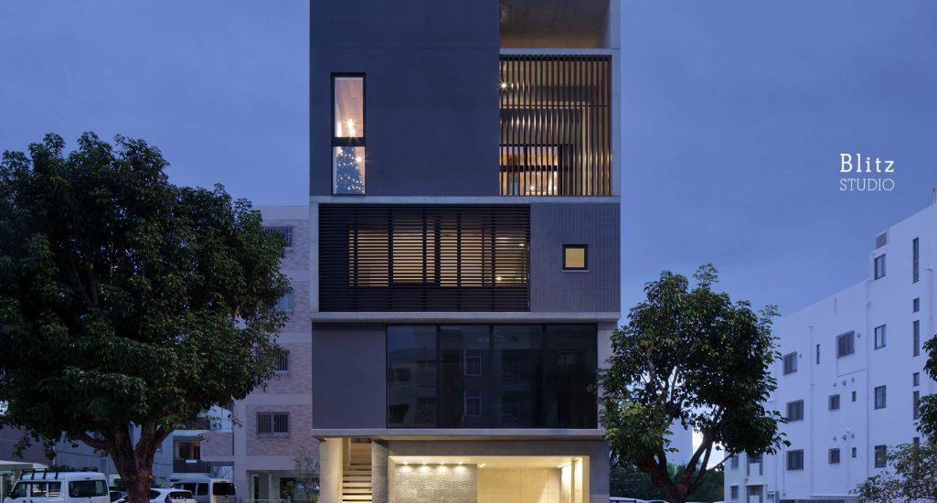 『新都心の家』-沖縄県那覇市-建築写真・竣工写真・インテリア写真