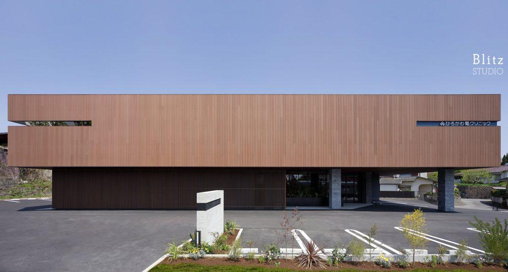 『ひろかわ腎クリニック』-福岡県広川町-建築写真・竣工写真・インテリア写真