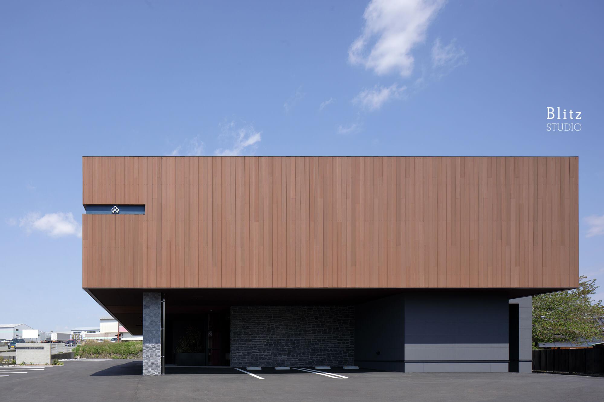 『ひろかわ腎クリニック』-福岡県広川町-建築写真・竣工写真・インテリア写真3