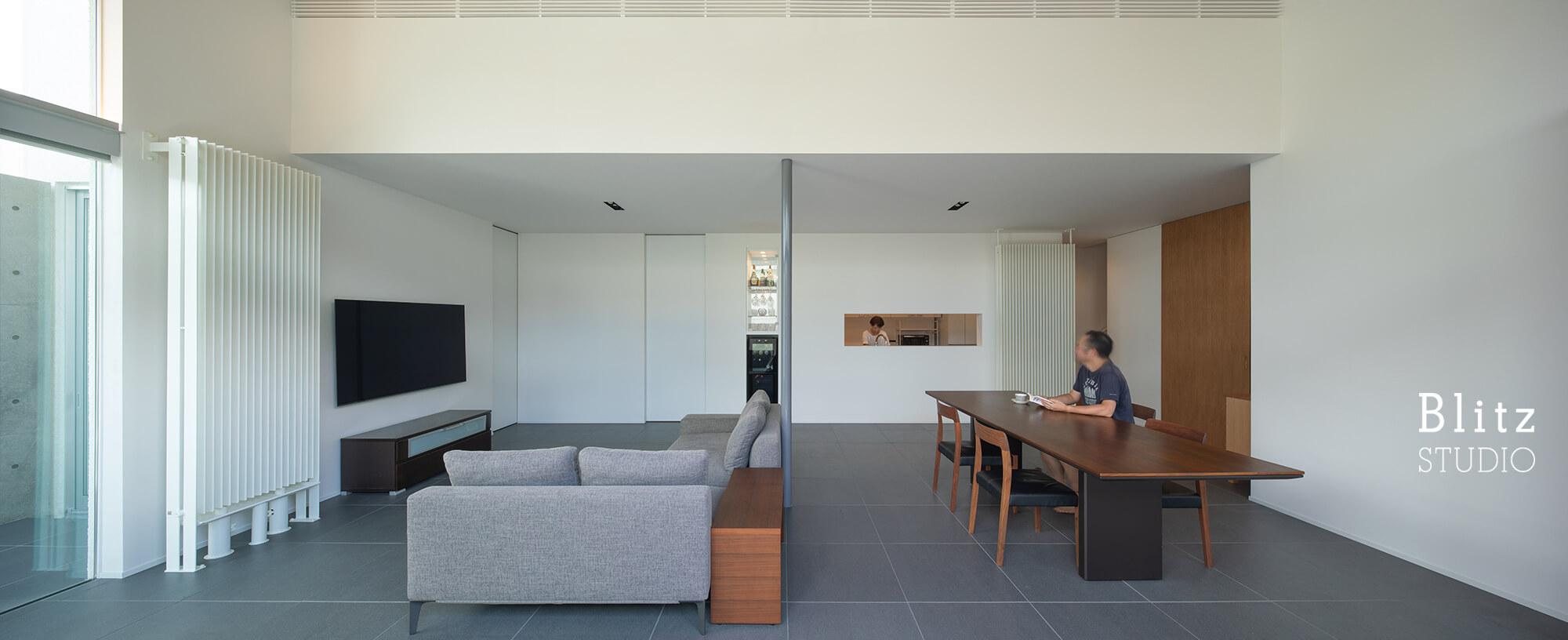 『SA House』-熊本県熊本市-建築写真・竣工写真・インテリア写真4