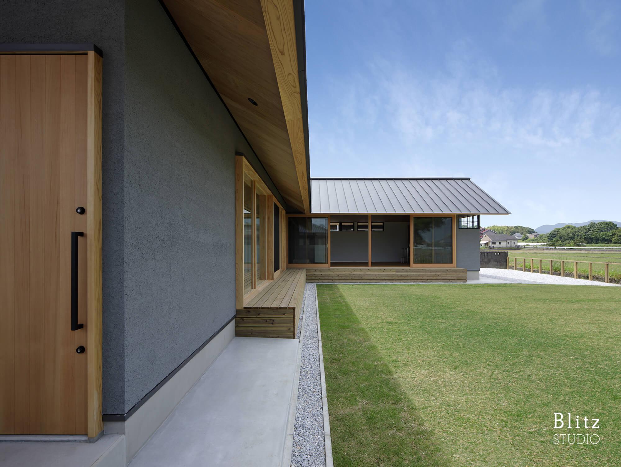 『行橋の家』-福岡県行橋市-建築写真・竣工写真・インテリア写真5