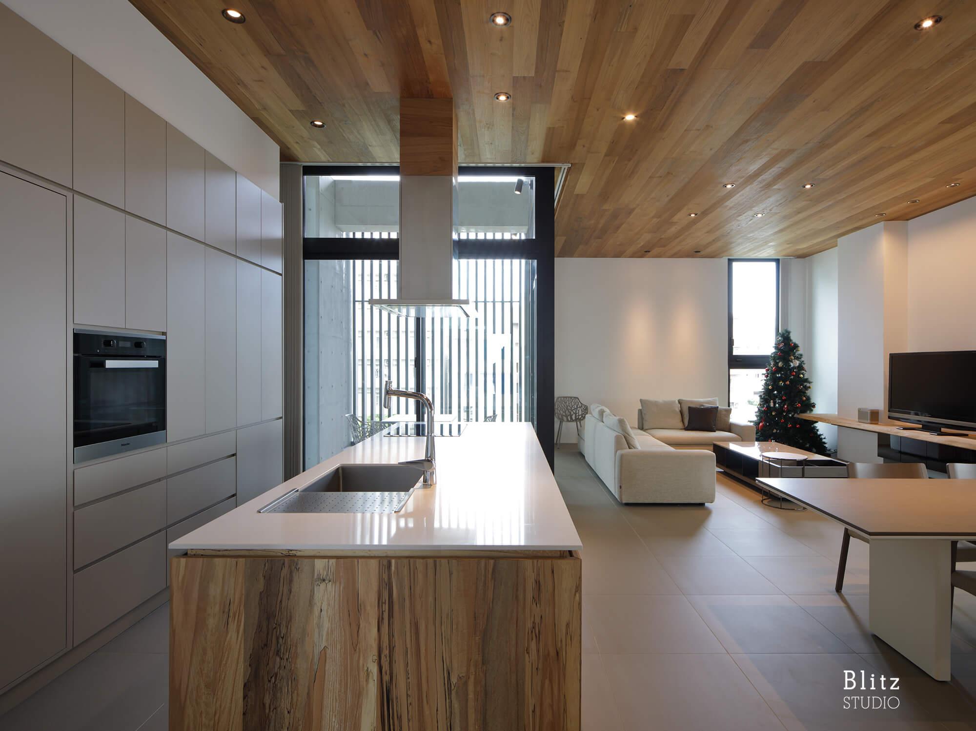 『新都心の家』建築写真・竣工写真・インテリア写真6