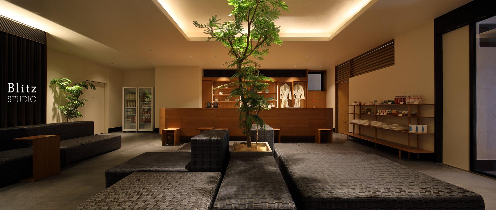『HOTEL GREAT MORNING』建築写真・竣工写真・インテリア写真7