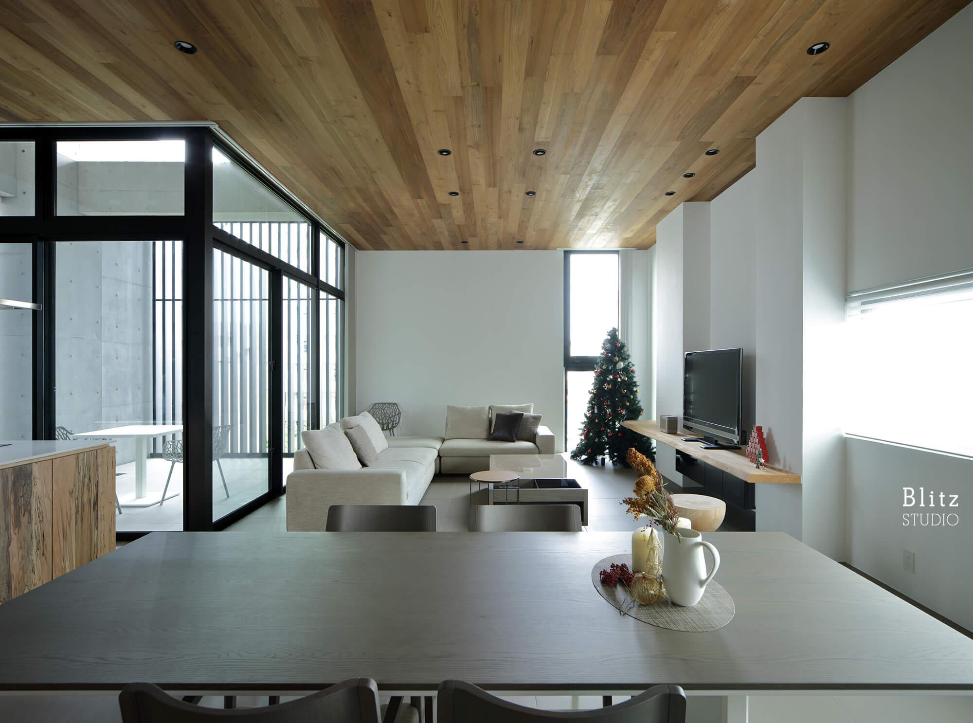 『新都心の家』建築写真・竣工写真・インテリア写真7
