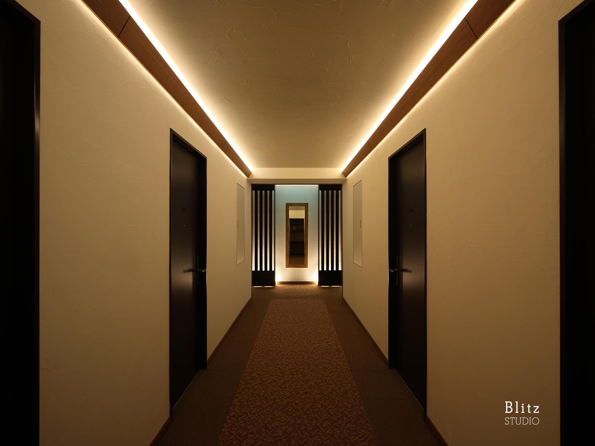 『HOTEL GREAT MORNING』建築写真・竣工写真・インテリア写真9
