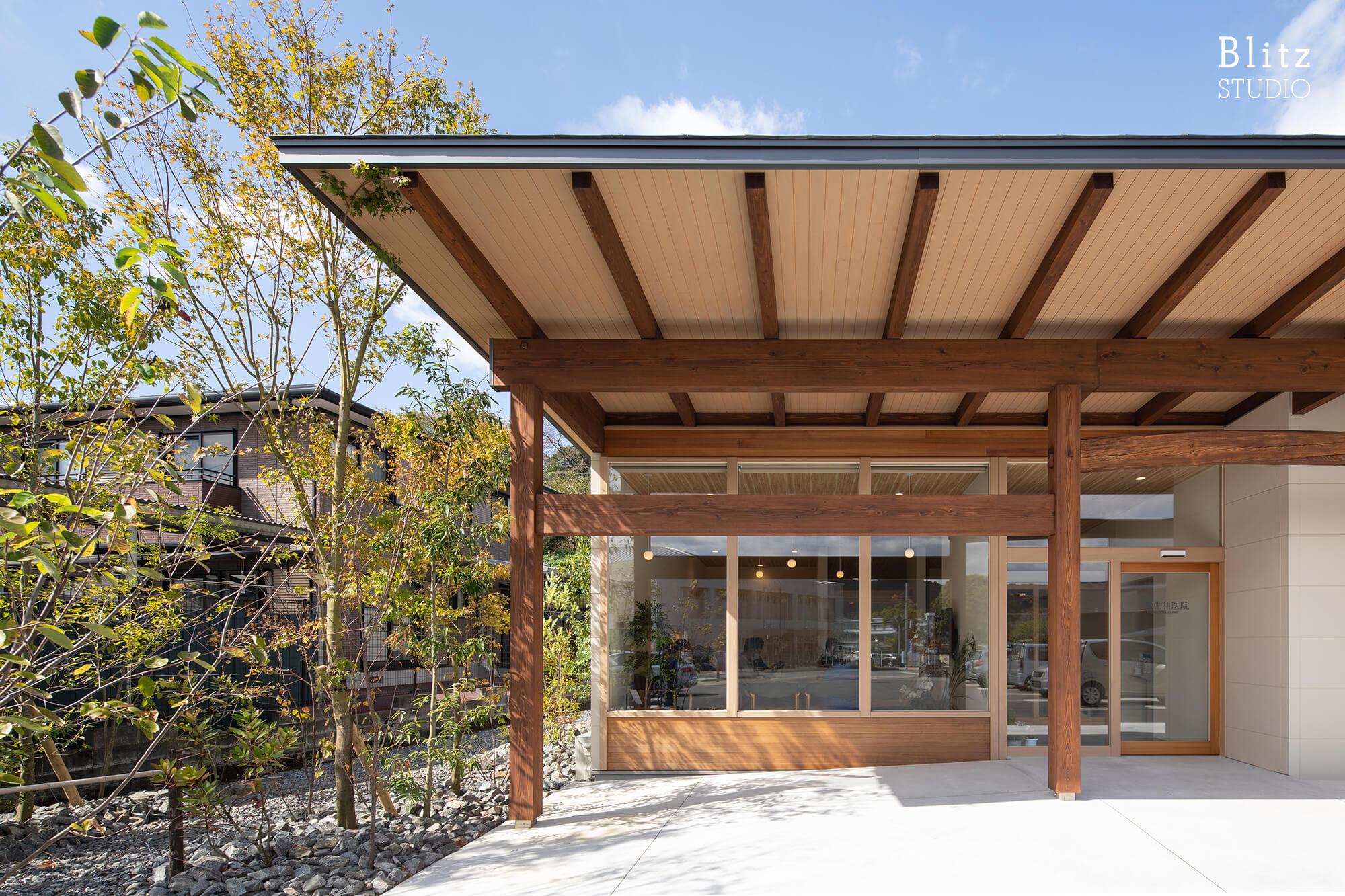 『江藤歯科医院』-熊本県-建築写真・竣工写真・インテリア写真1