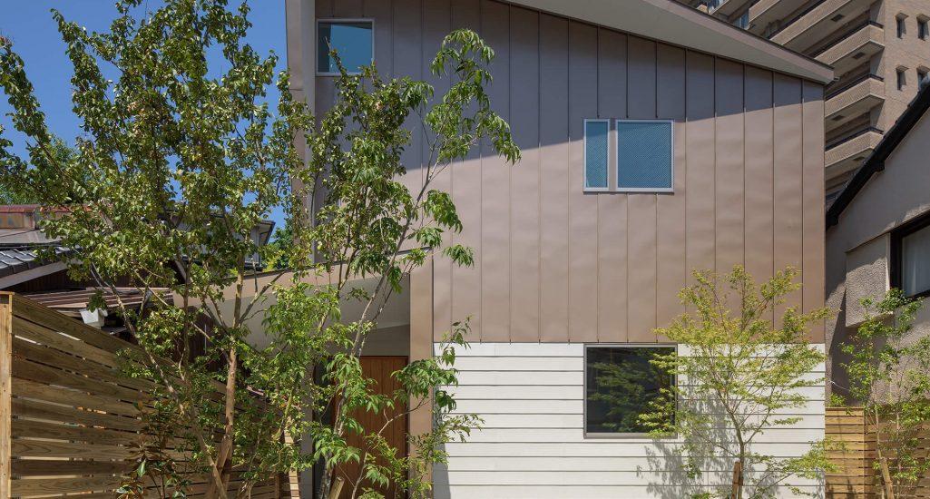 『赤坂の家』-福岡県福岡市-建築写真・竣工写真・インテリア写真
