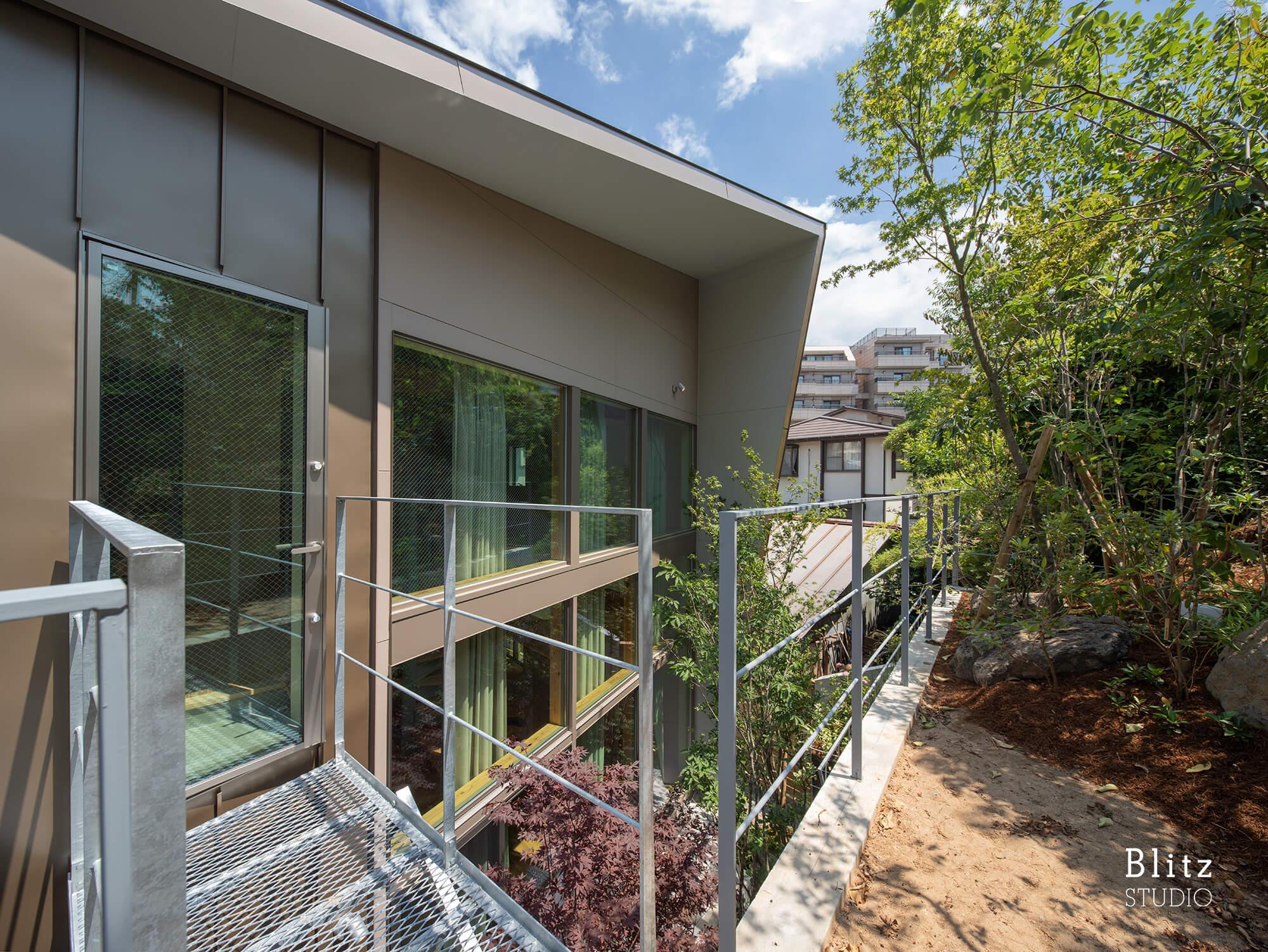 『赤坂の家』建築写真・竣工写真・インテリア写真10