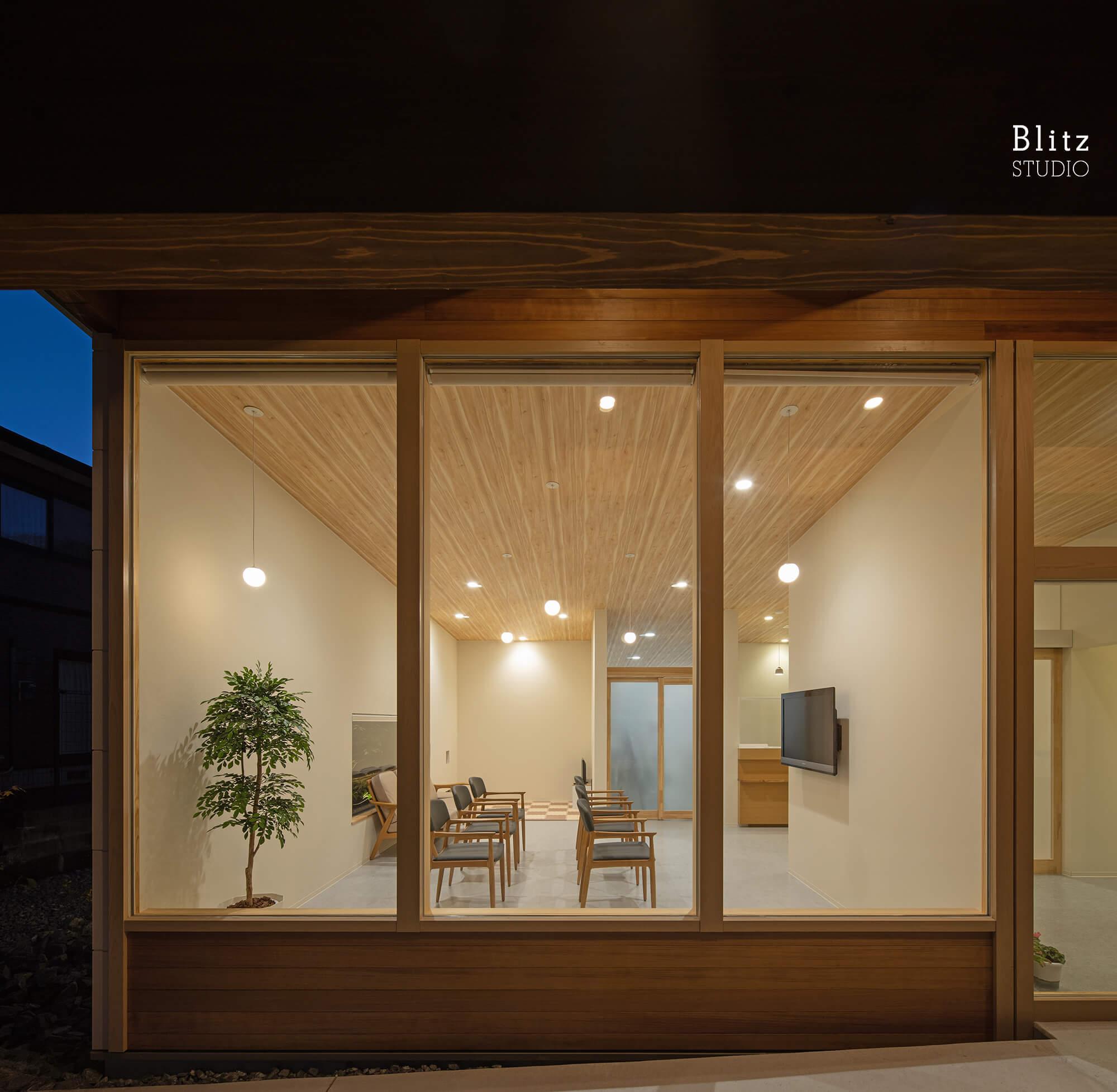 『江藤歯科医院』建築写真・竣工写真・インテリア写真11