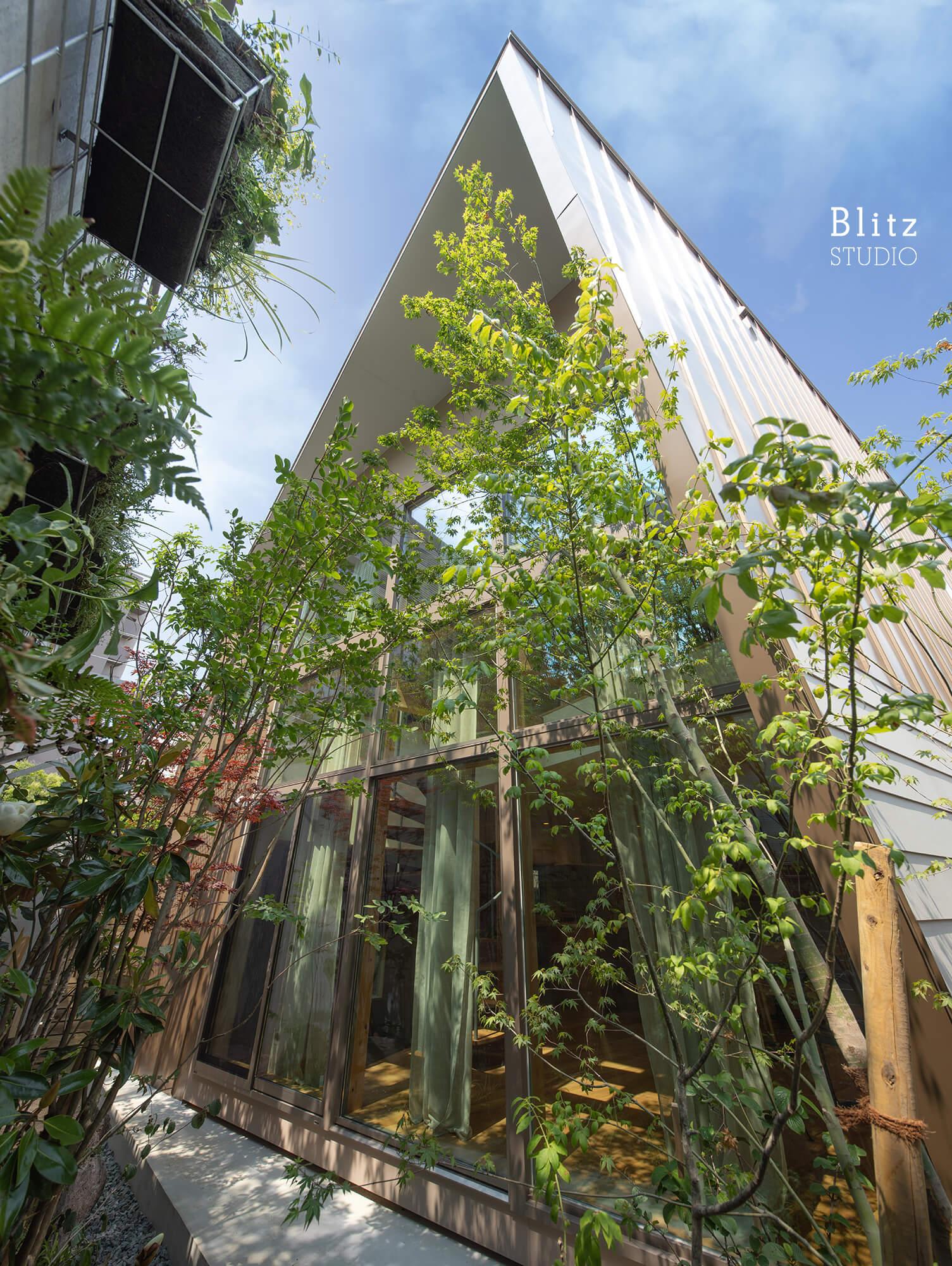 『赤坂の家』建築写真・竣工写真・インテリア写真11