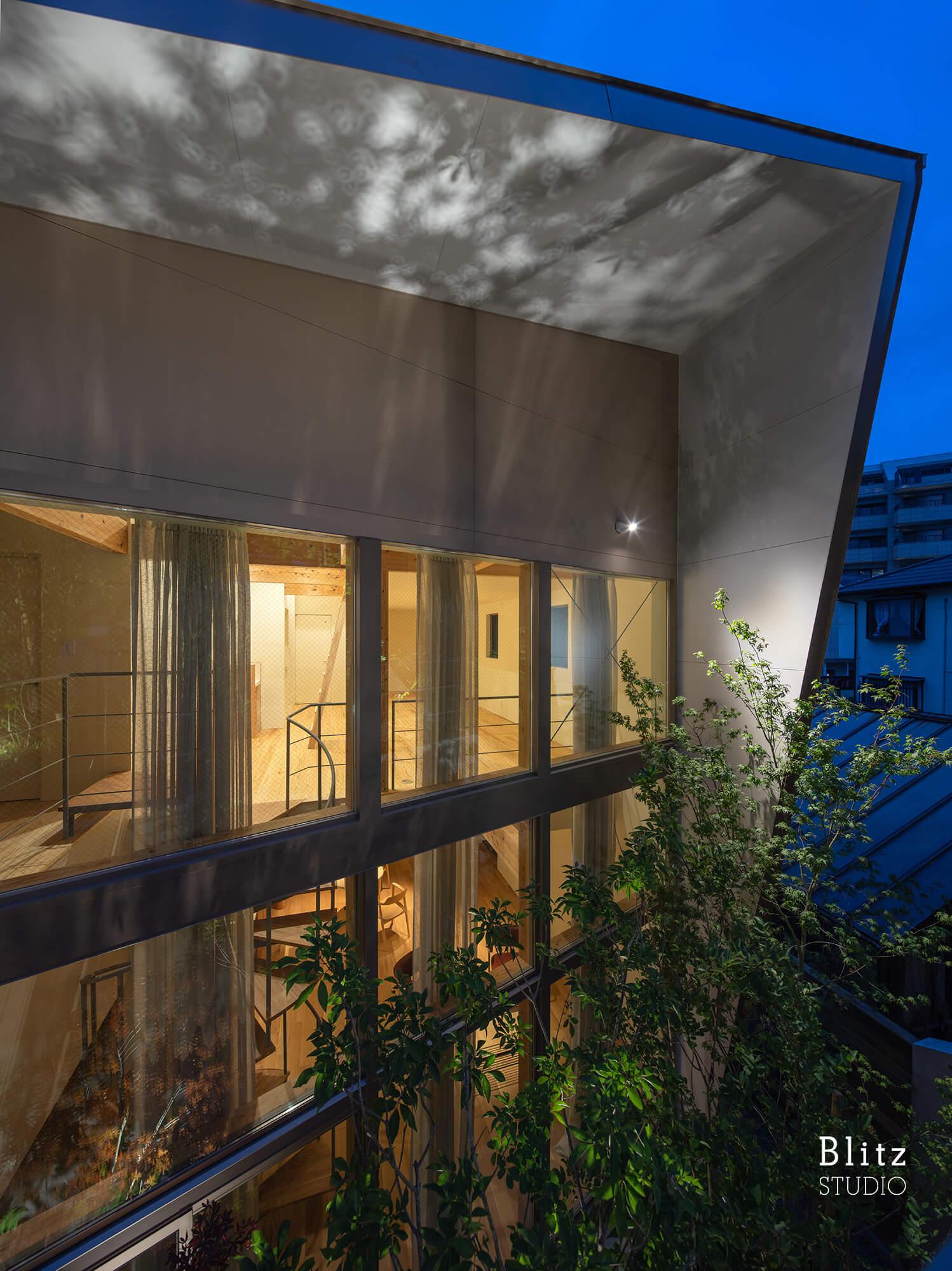 『赤坂の家』建築写真・竣工写真・インテリア写真12