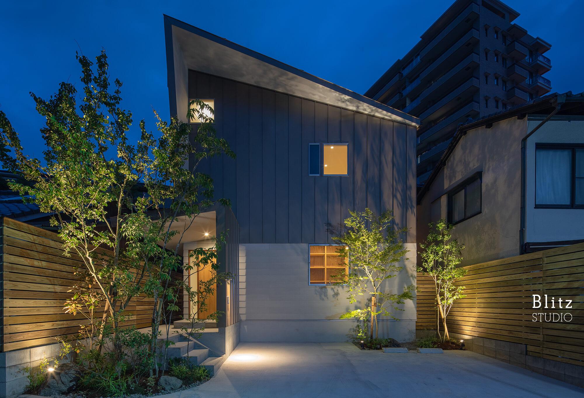 『赤坂の家』建築写真・竣工写真・インテリア写真14