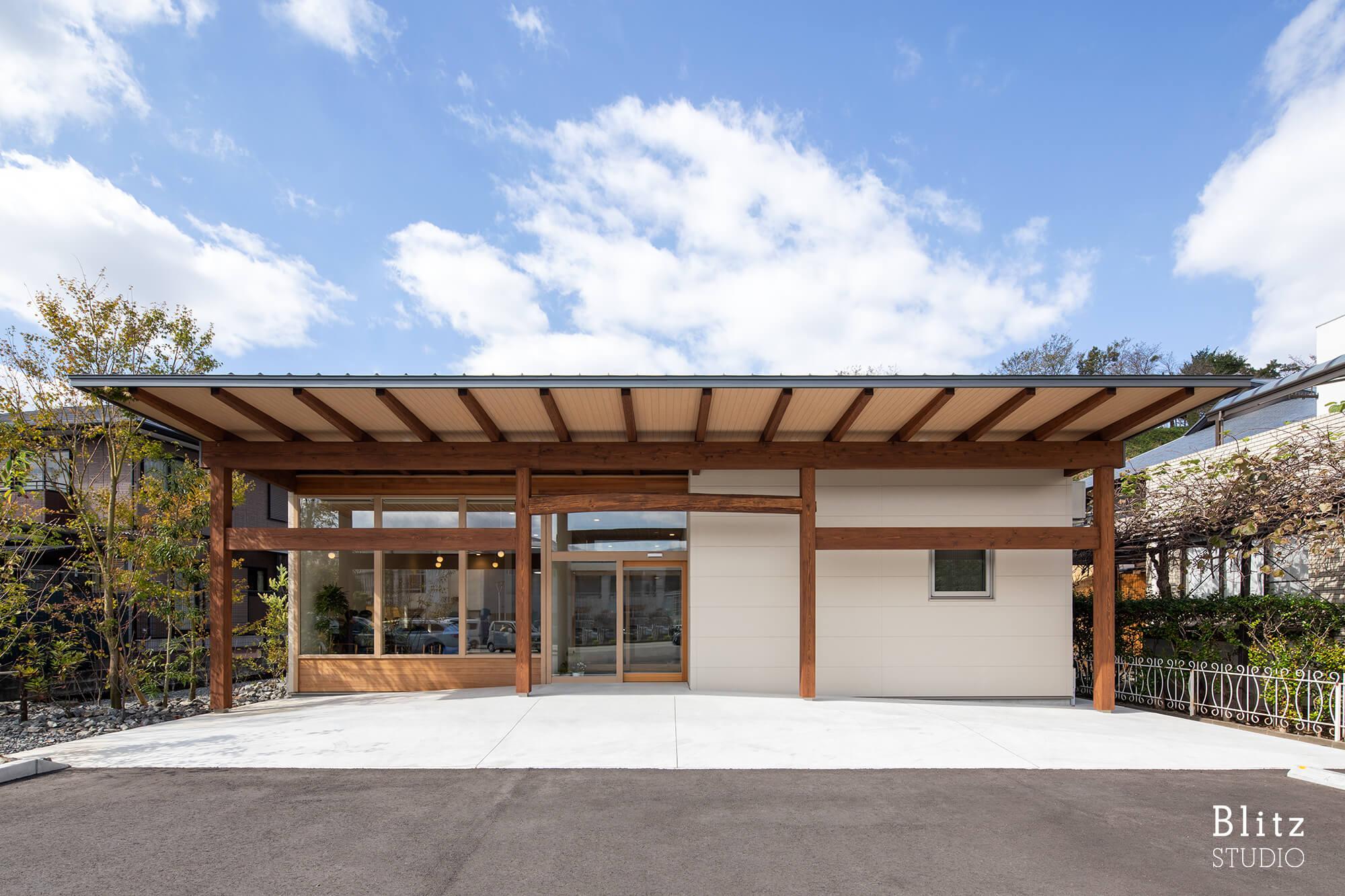 『江藤歯科医院』-熊本県-建築写真・竣工写真・インテリア写真2