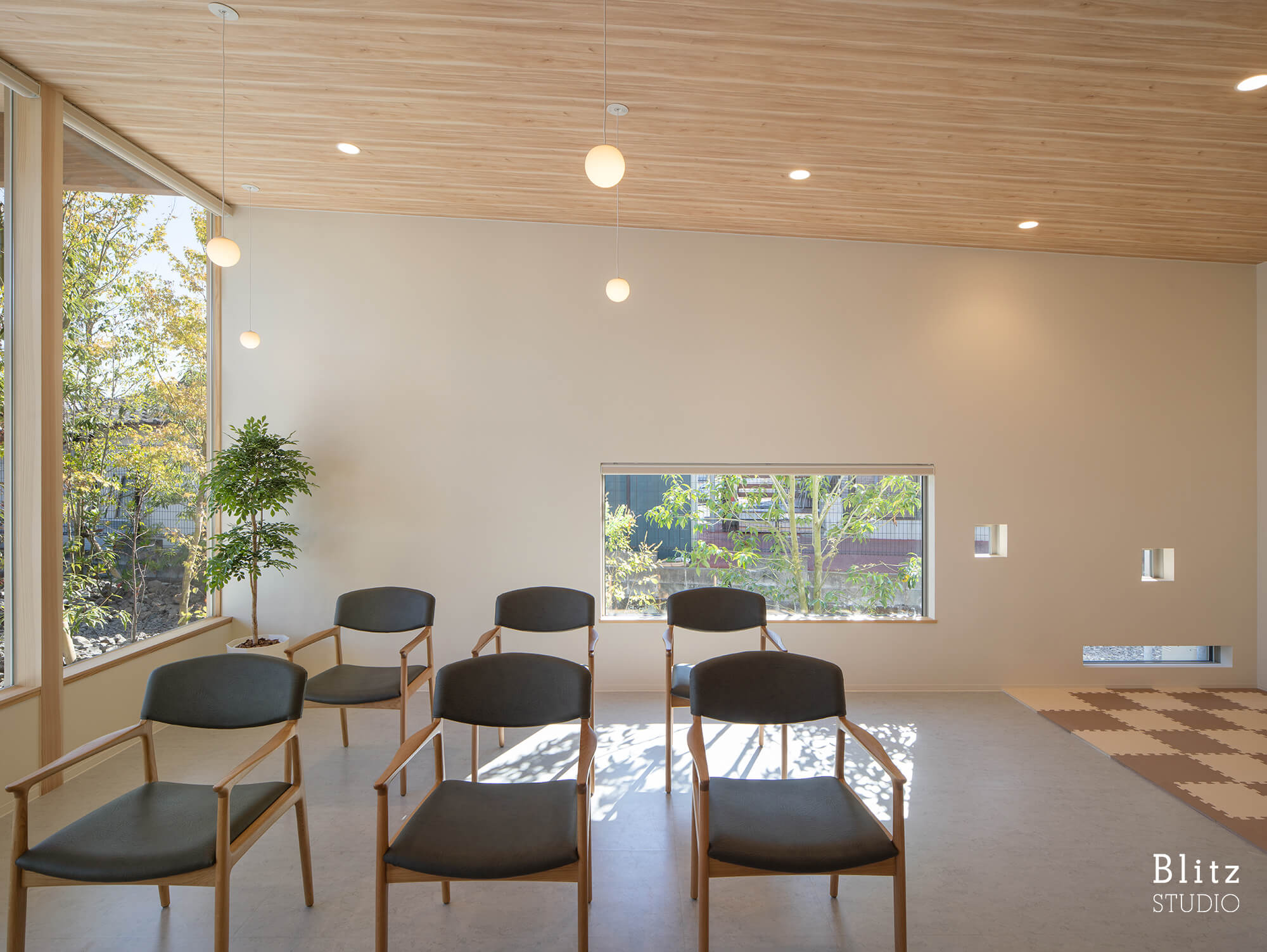 『江藤歯科医院』-熊本県-建築写真・竣工写真・インテリア写真4