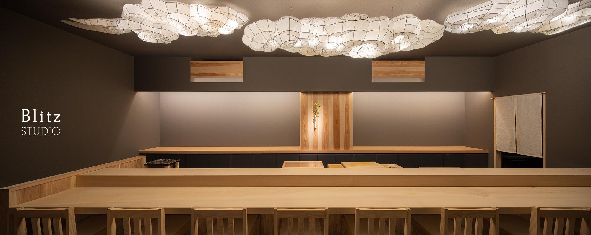 『鮨処はやし』-福岡県福岡市-建築写真・竣工写真・インテリア写真4