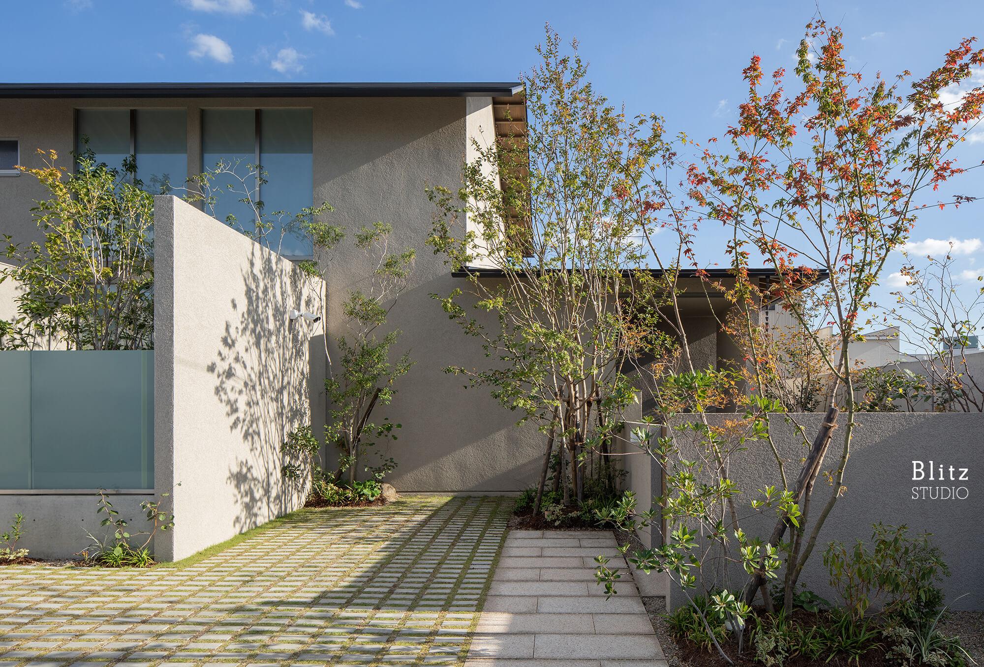 『尾ノ上の家』-熊本県熊本市-建築写真・竣工写真・インテリア写真2