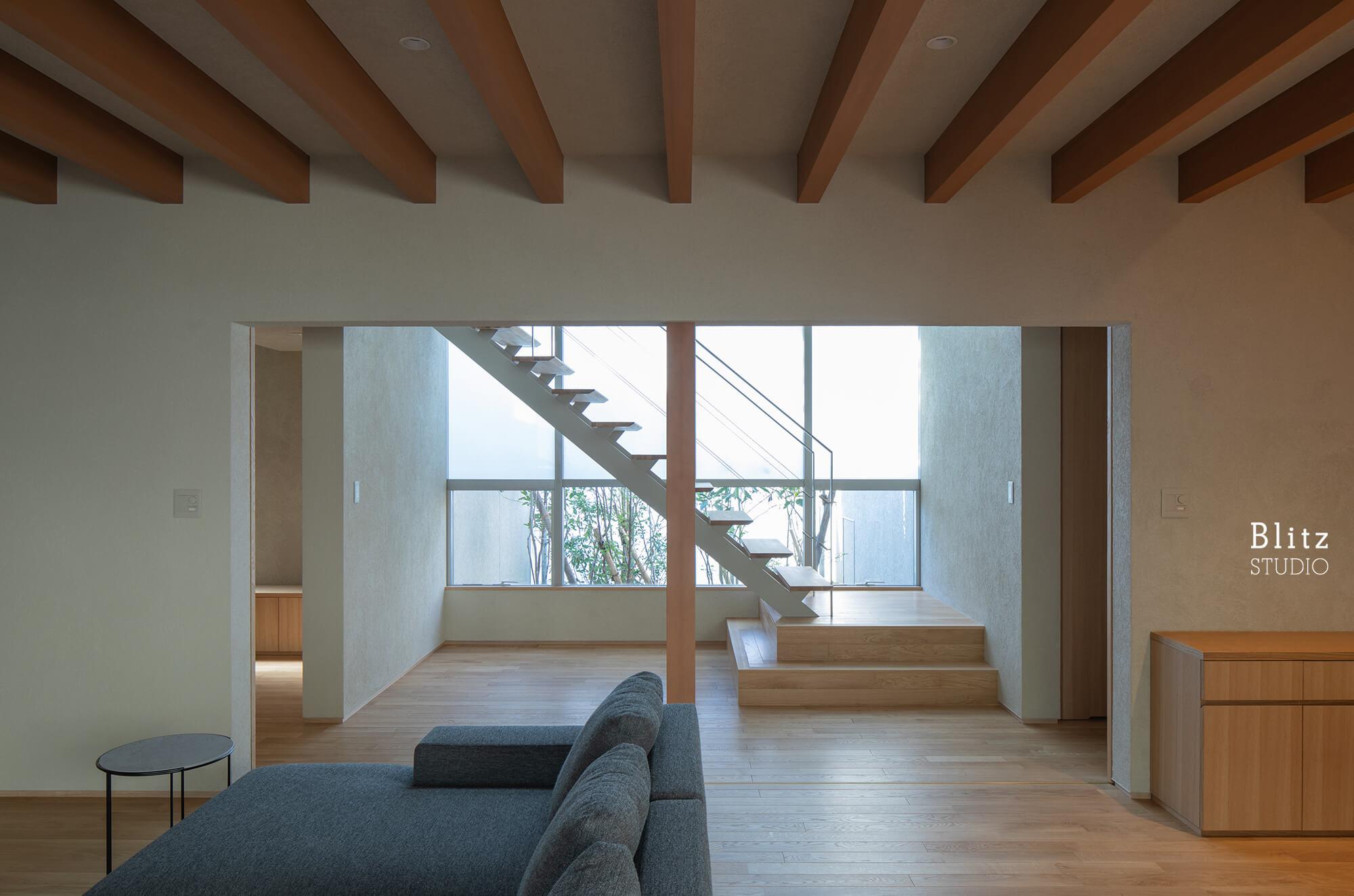 『尾ノ上の家』建築写真・竣工写真・インテリア写真15