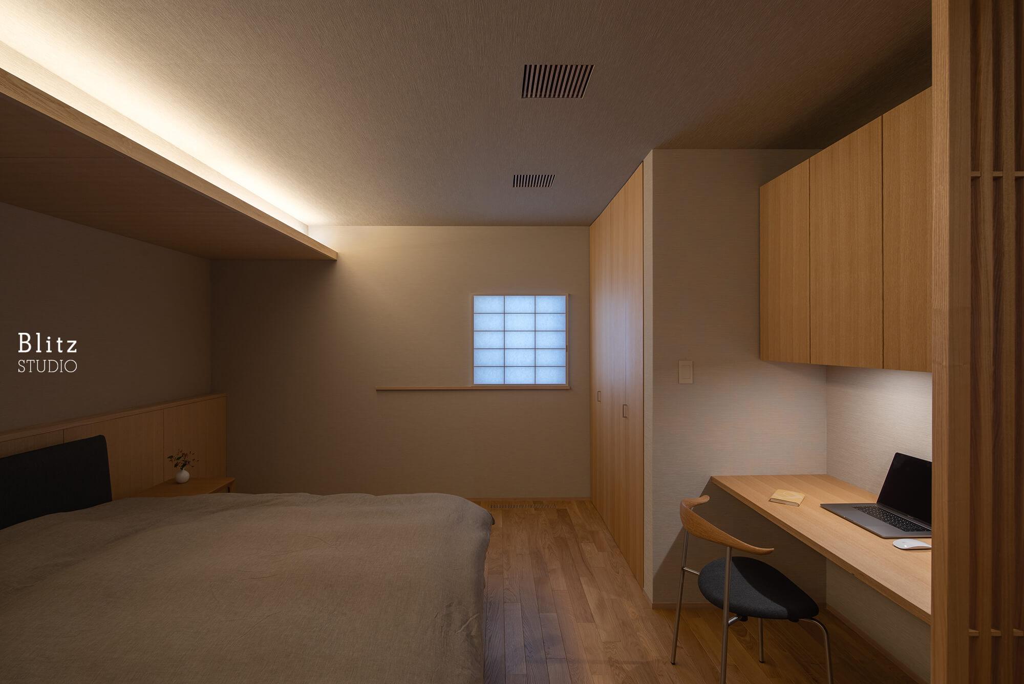 『尾ノ上の家』建築写真・竣工写真・インテリア写真21