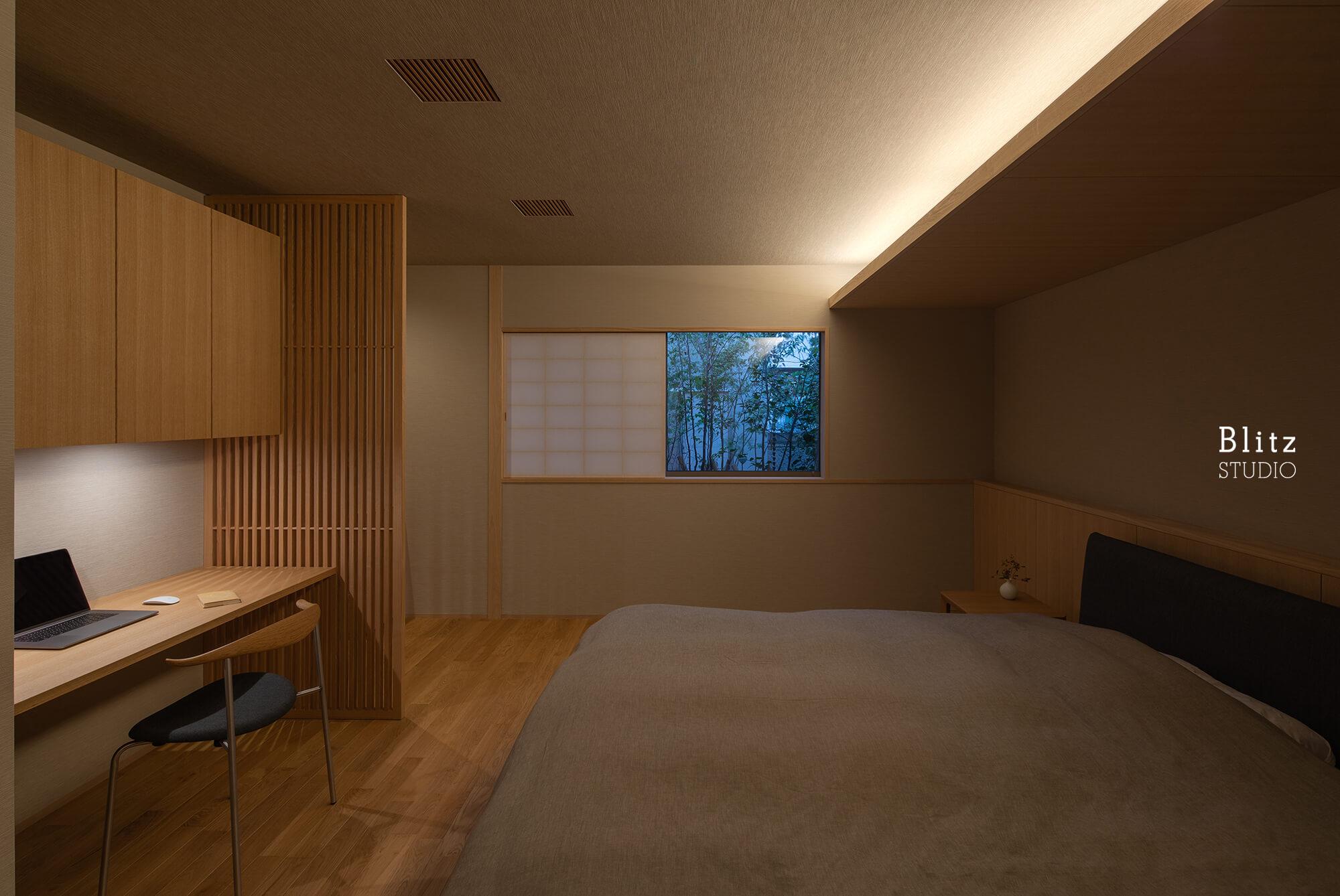 『尾ノ上の家』建築写真・竣工写真・インテリア写真22