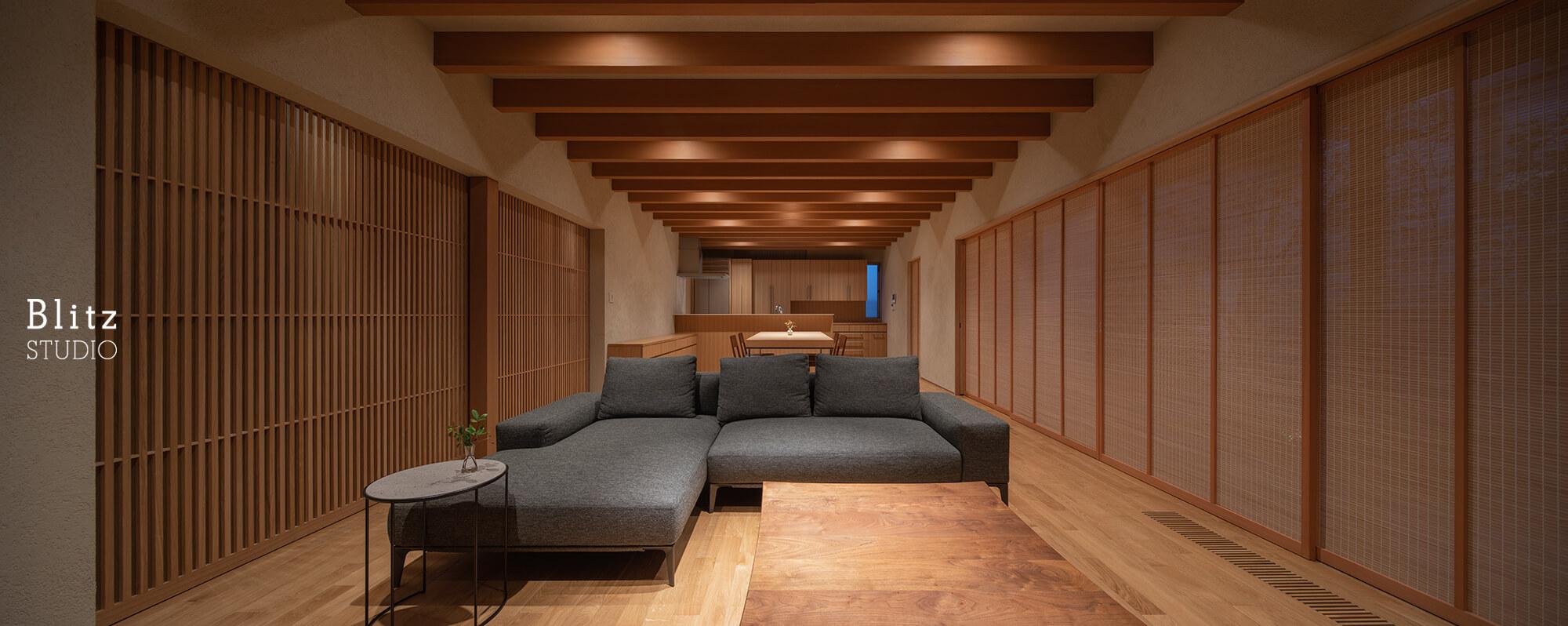 『尾ノ上の家』建築写真・竣工写真・インテリア写真23