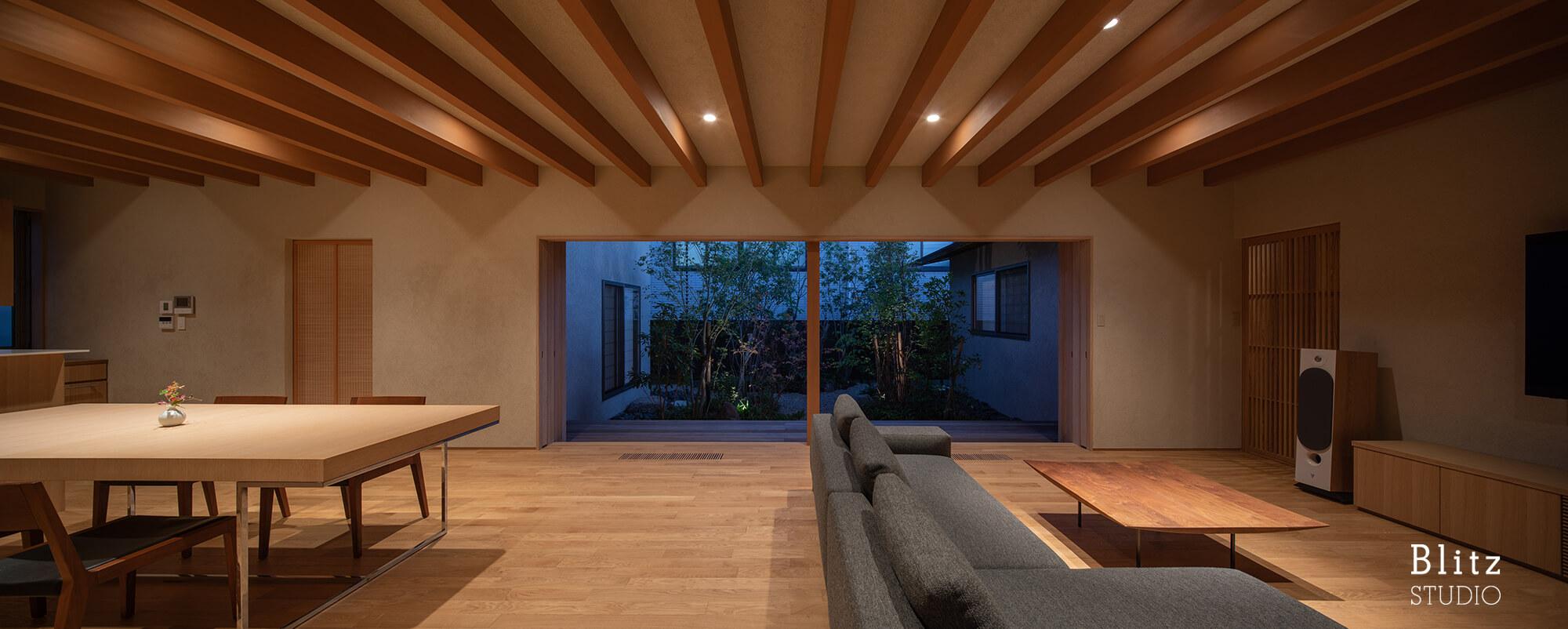 『尾ノ上の家』建築写真・竣工写真・インテリア写真25
