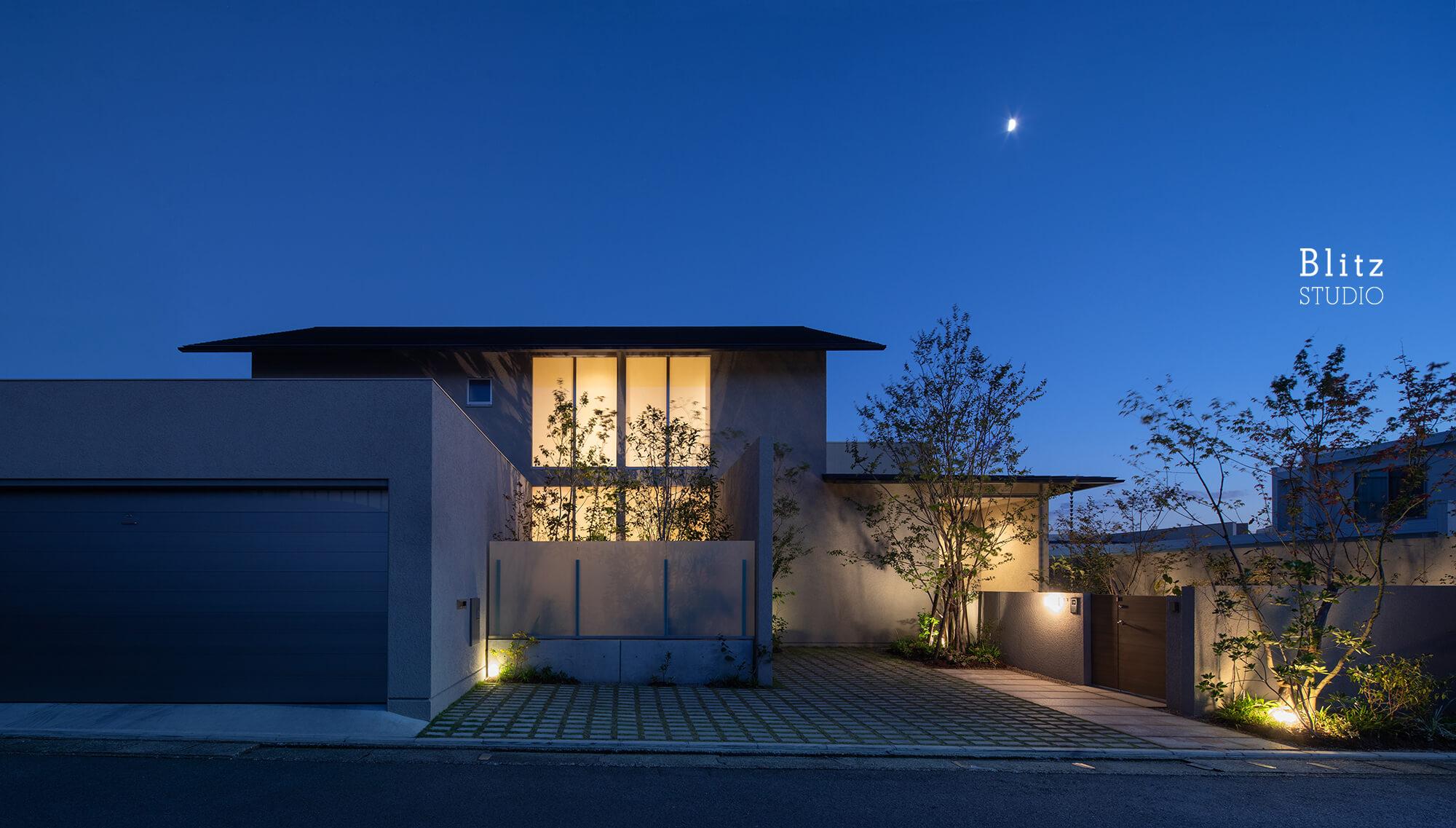 『尾ノ上の家』建築写真・竣工写真・インテリア写真28