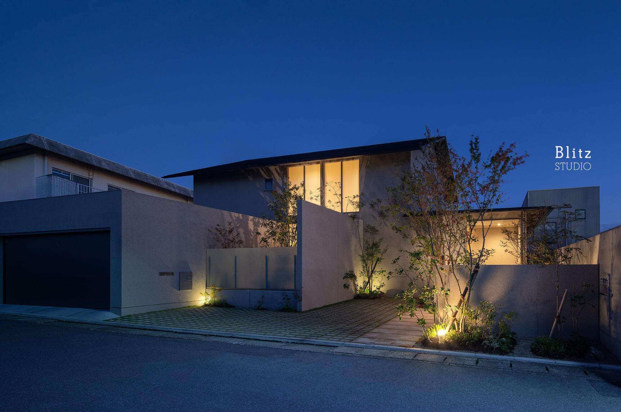 『尾ノ上の家』建築写真・竣工写真・インテリア写真29