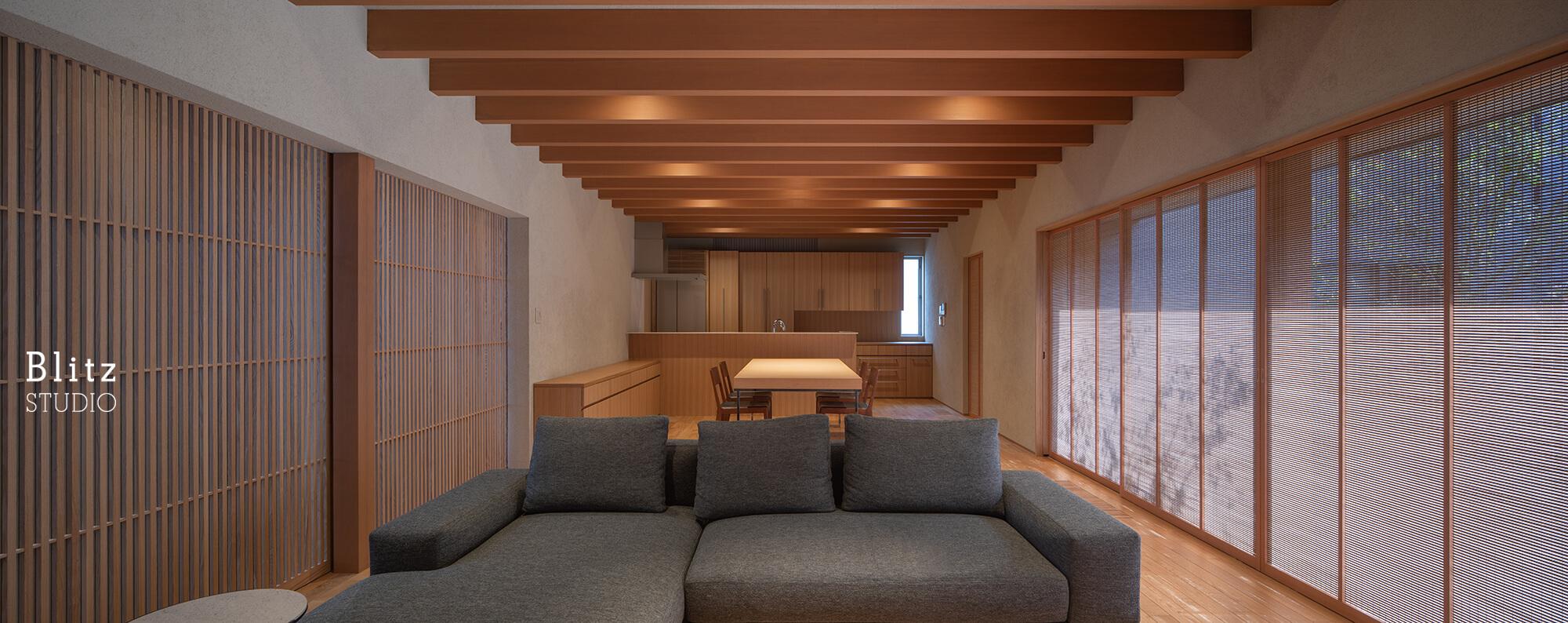 『尾ノ上の家』建築写真・竣工写真・インテリア写真14