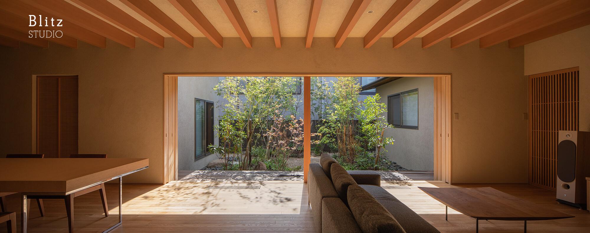 『尾ノ上の家』建築写真・竣工写真・インテリア写真12