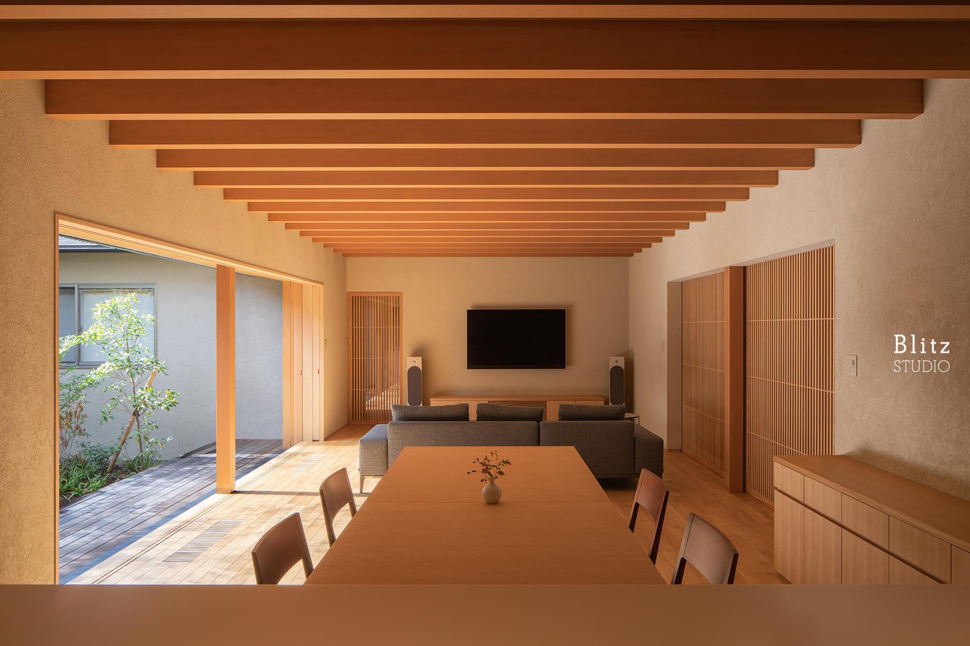 『尾ノ上の家』建築写真・竣工写真・インテリア写真11