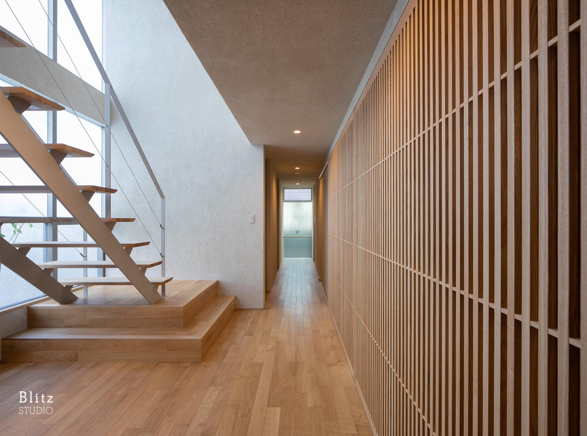 『尾ノ上の家』建築写真・竣工写真・インテリア写真8