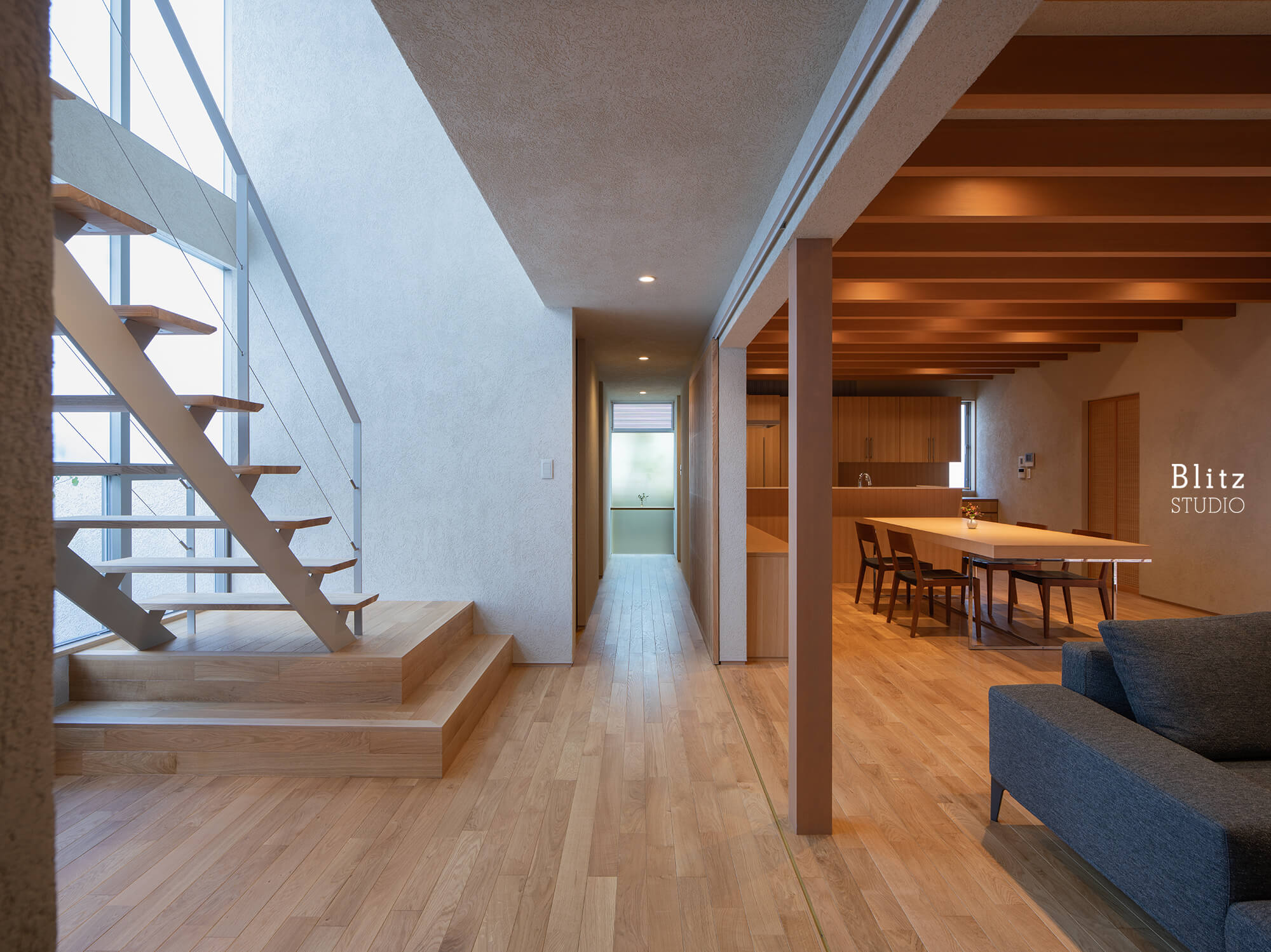 『尾ノ上の家』建築写真・竣工写真・インテリア写真9