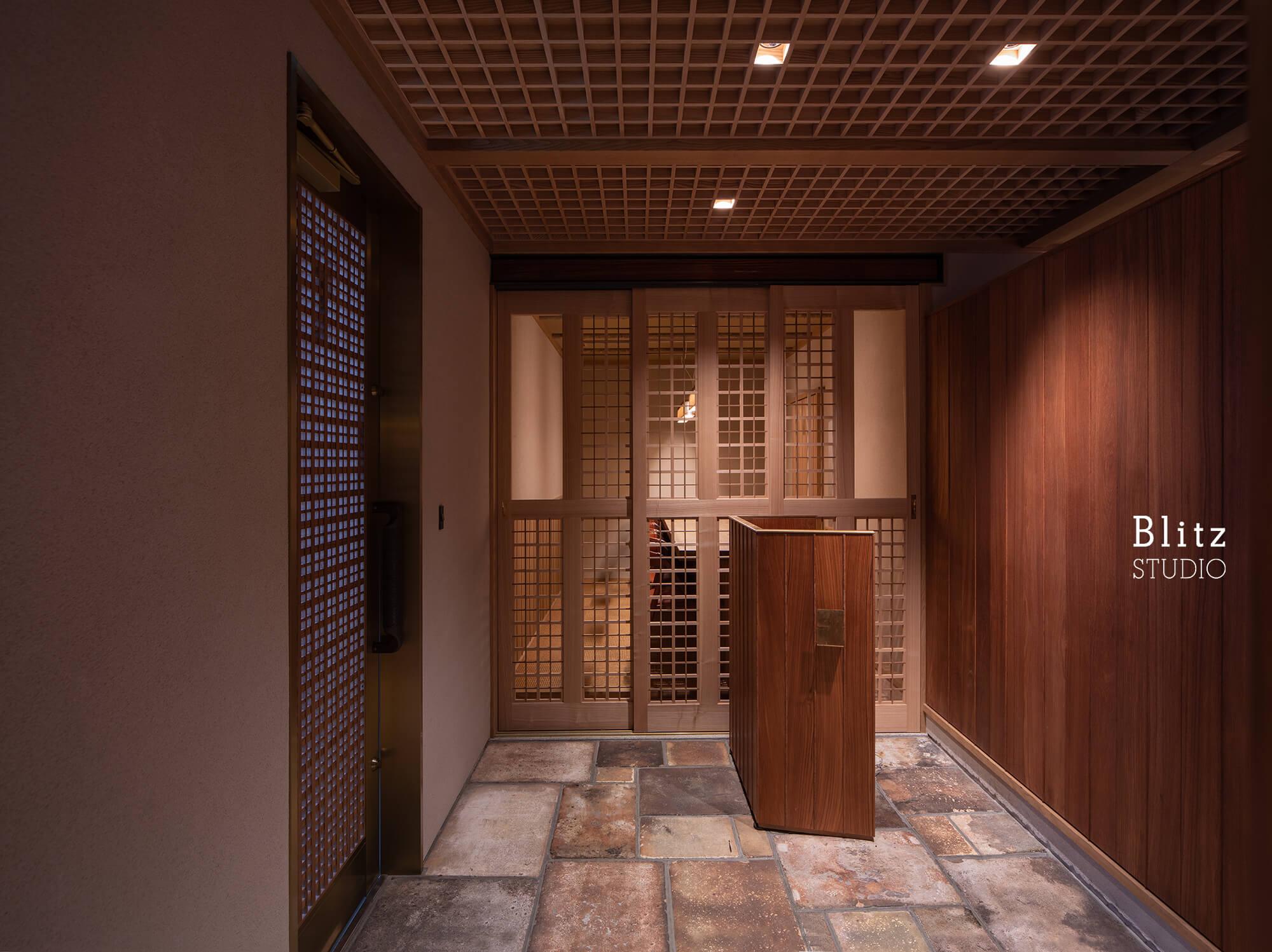 『雲母』-福岡県福岡市-建築写真・竣工写真・インテリア写真2