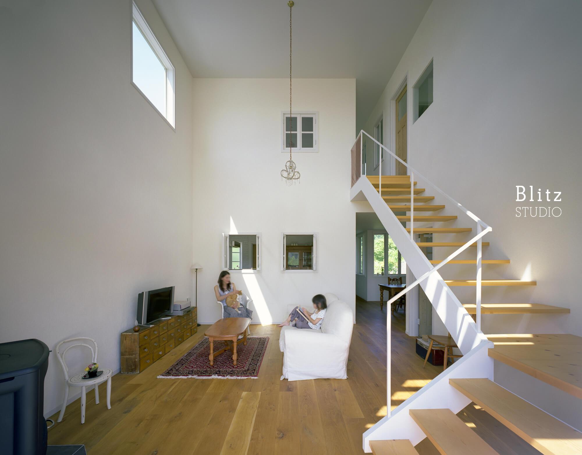 『美和台の家』-福岡県福岡市-建築写真・竣工写真・インテリア写真3