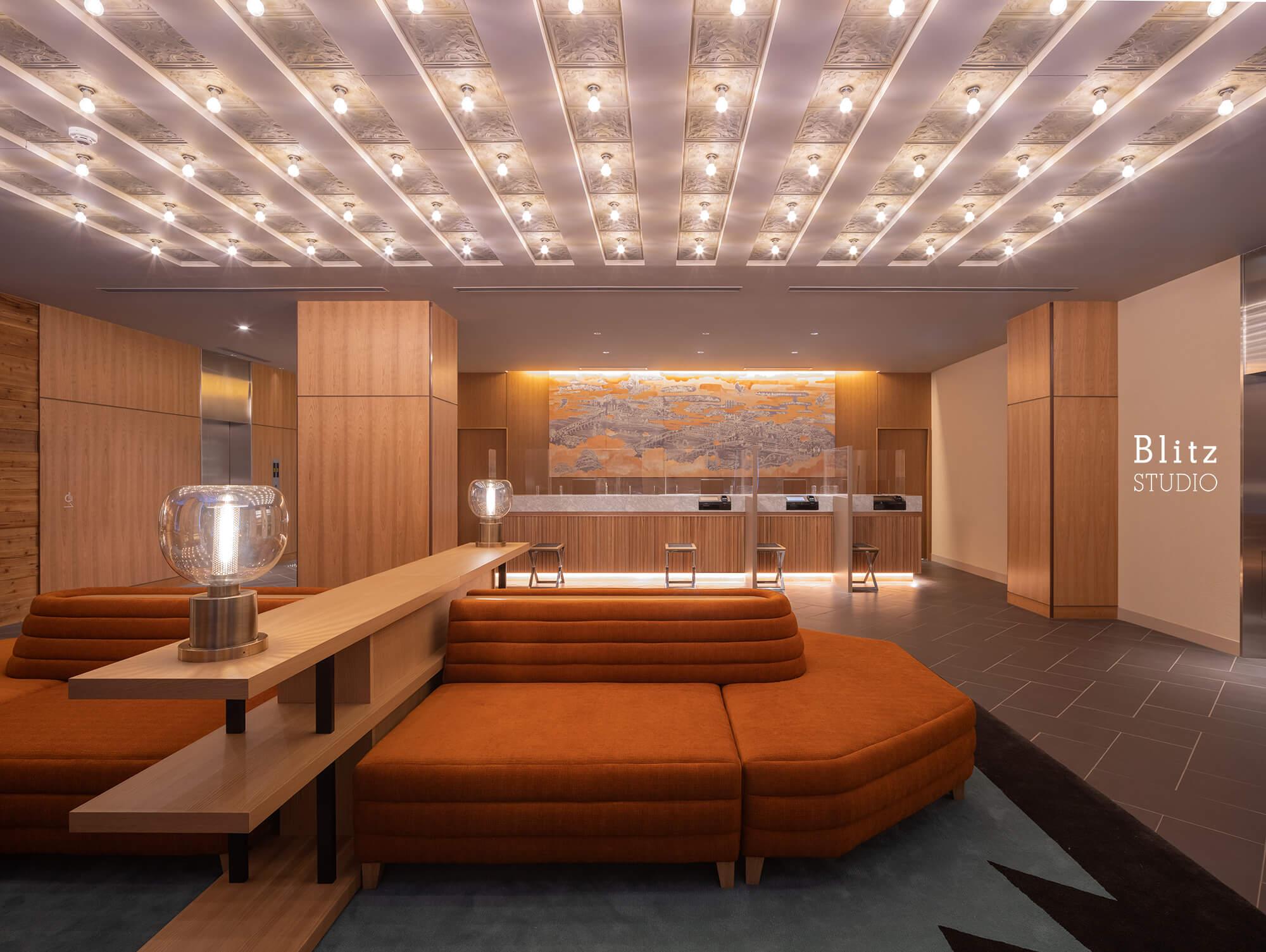 『ホテルフォルツァ大阪道頓堀』-大阪府大阪市-建築写真・竣工写真・インテリア写真3
