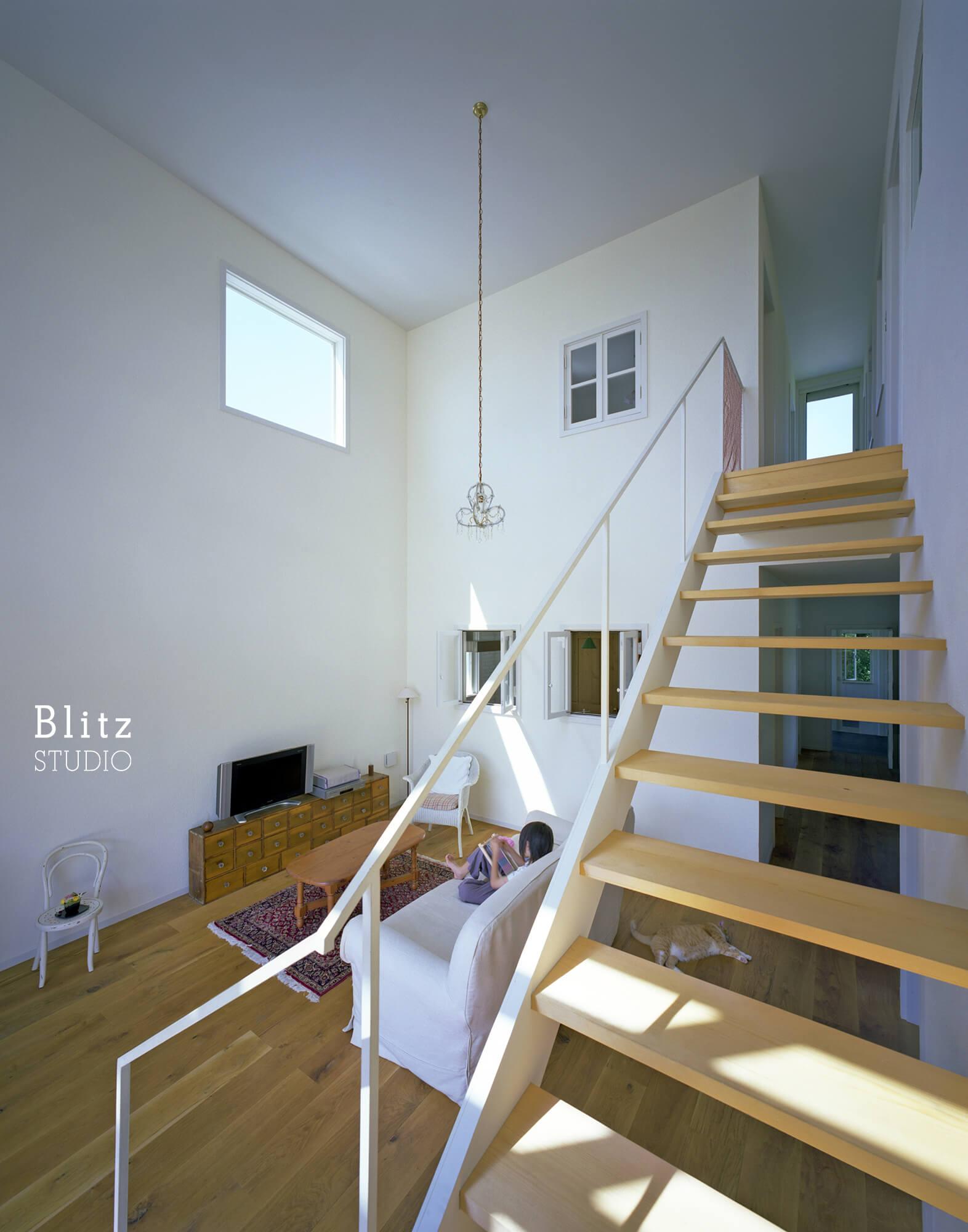 『美和台の家』建築写真・竣工写真・インテリア写真6