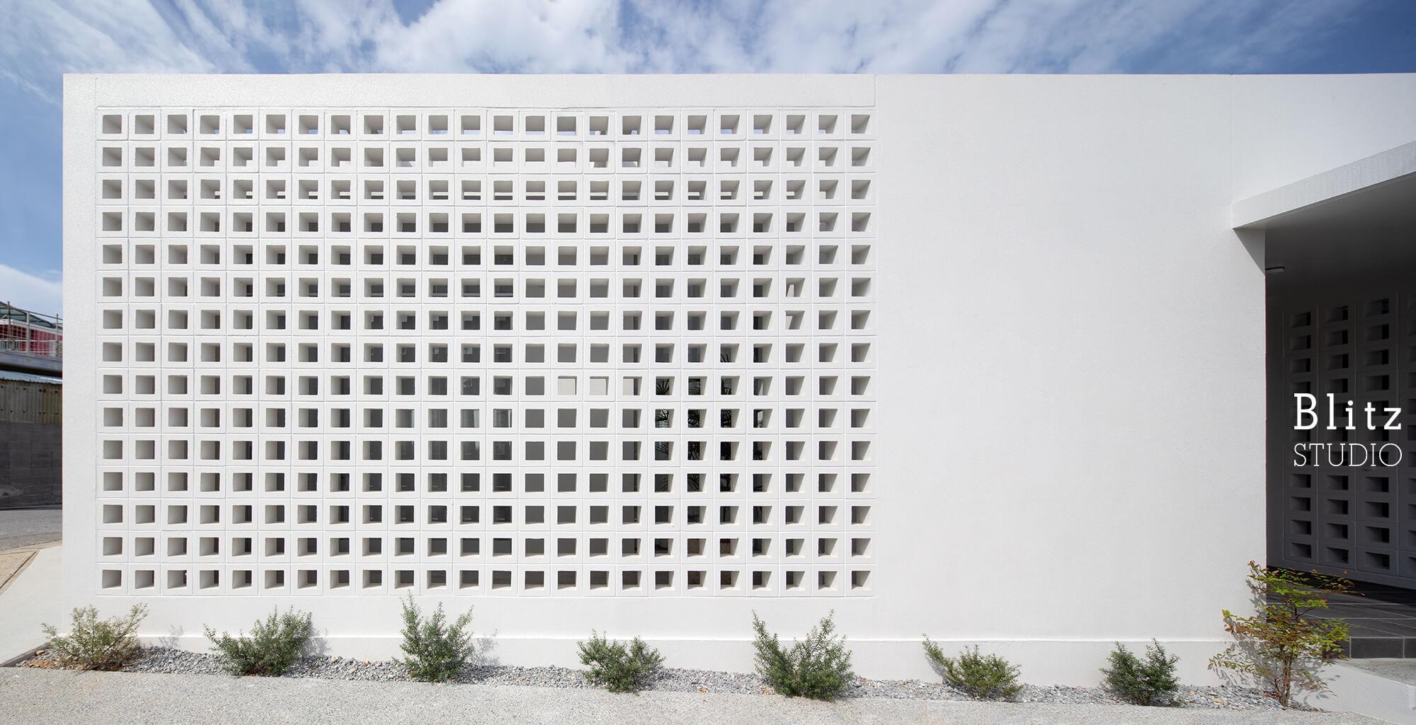 『風と生きる花ブロックの家』-沖縄県沖縄市-建築写真・竣工写真・インテリア写真3