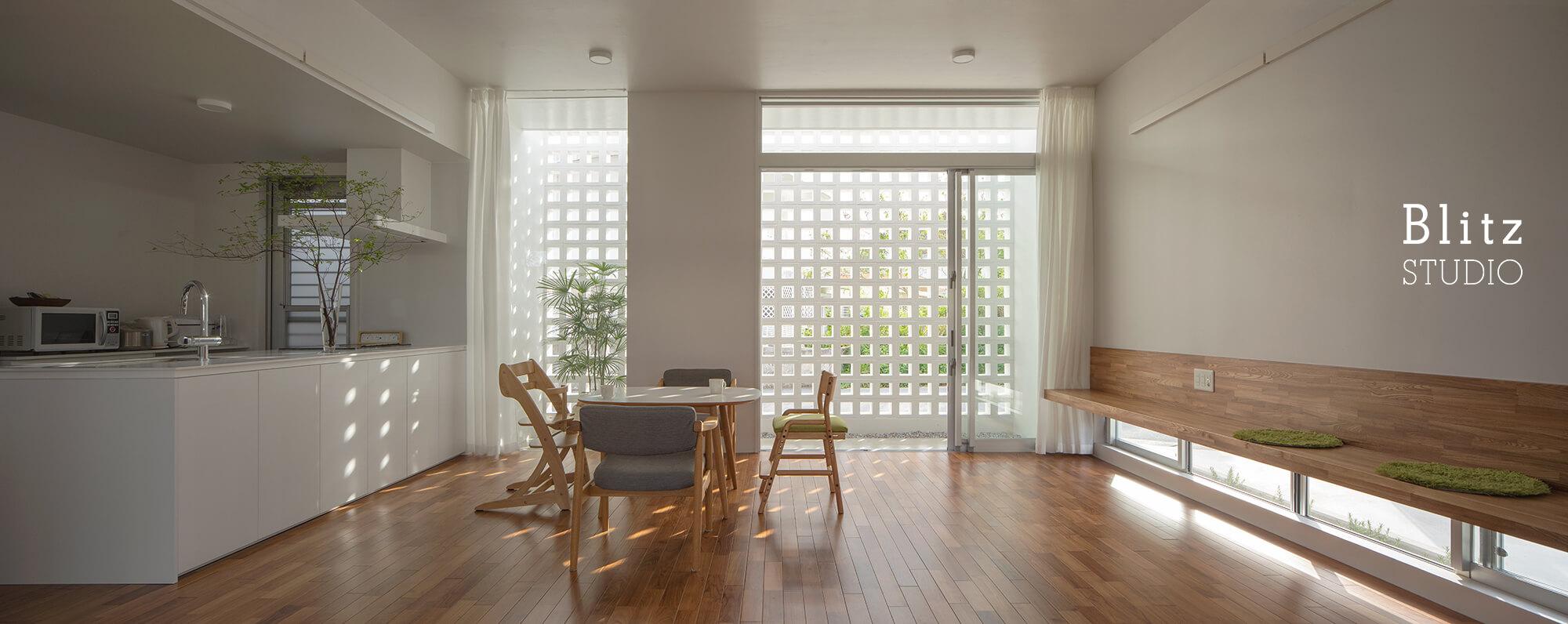 『風と生きる花ブロックの家』建築写真・竣工写真・インテリア写真7