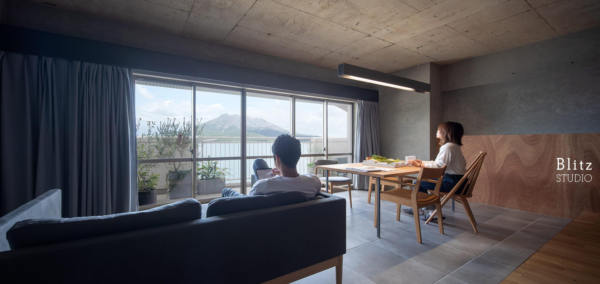 『酒井建築事務所 鹿児島オフィス』建築写真・竣工写真・インテリア写真6