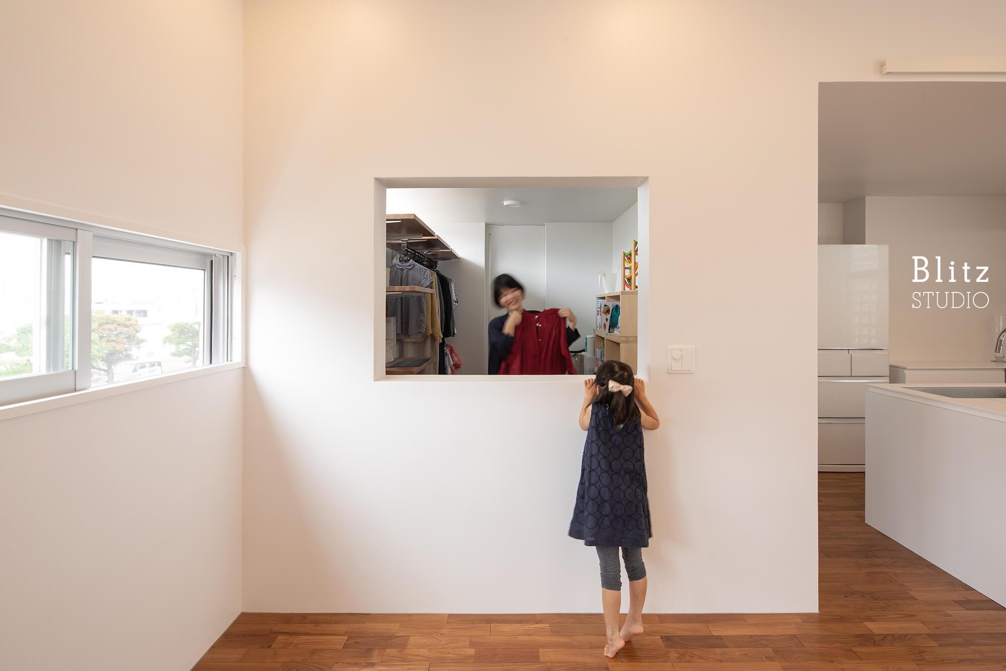 『風と生きる花ブロックの家』建築写真・竣工写真・インテリア写真10