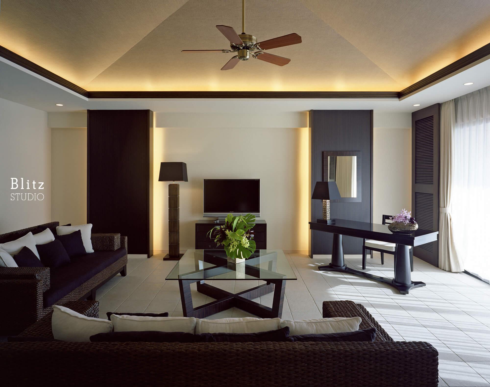 『Kafuu Resort Fuchaku CONDO・HOTEL』建築写真・竣工写真・インテリア写真7