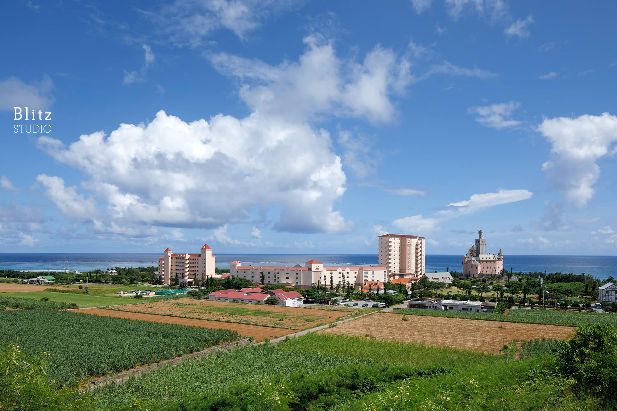 『ホテル ブリーズベイ マリーナ』-沖縄県宮古島-建築写真・竣工写真・インテリア写真1