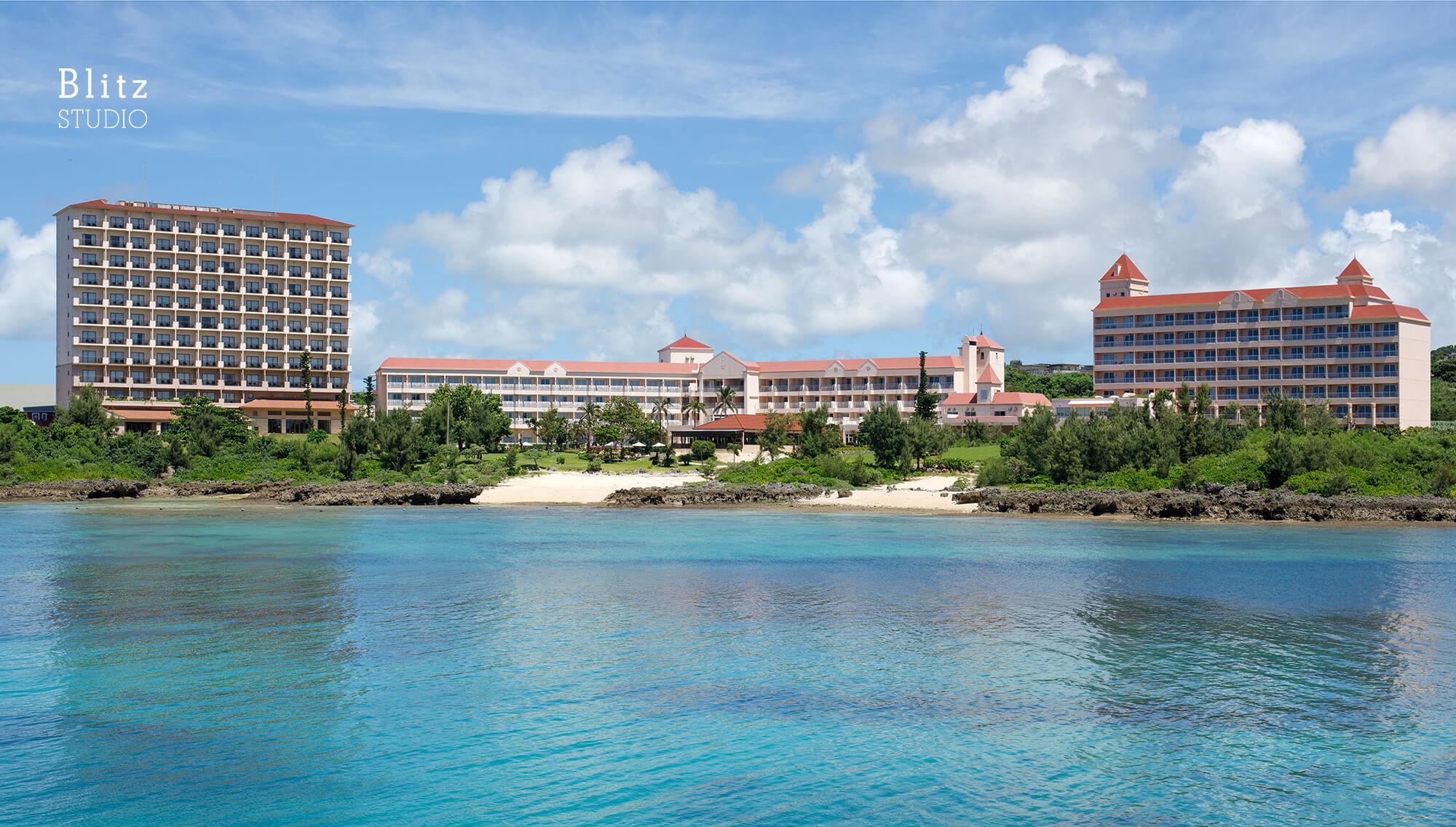 『ホテル ブリーズベイ マリーナ』-沖縄県宮古島-建築写真・竣工写真・インテリア写真2