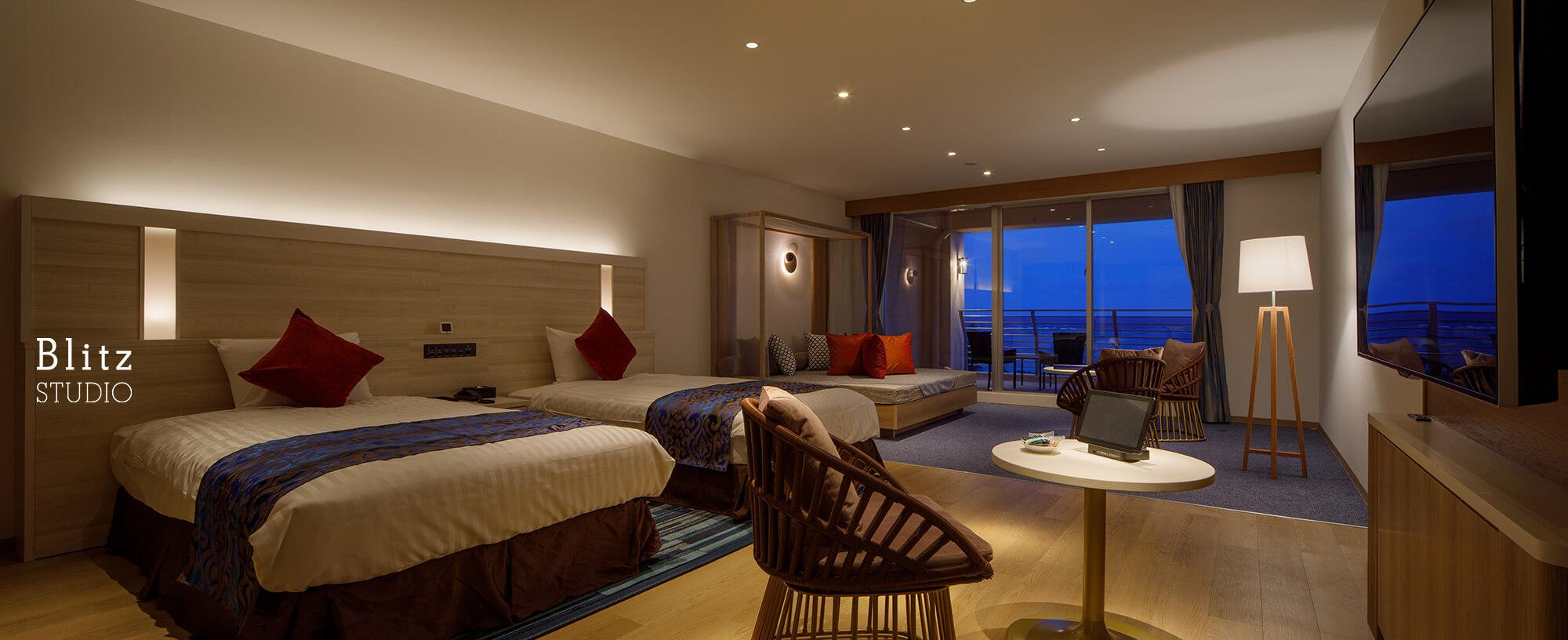 『ホテル ブリーズベイ マリーナ』建築写真・竣工写真・インテリア写真11