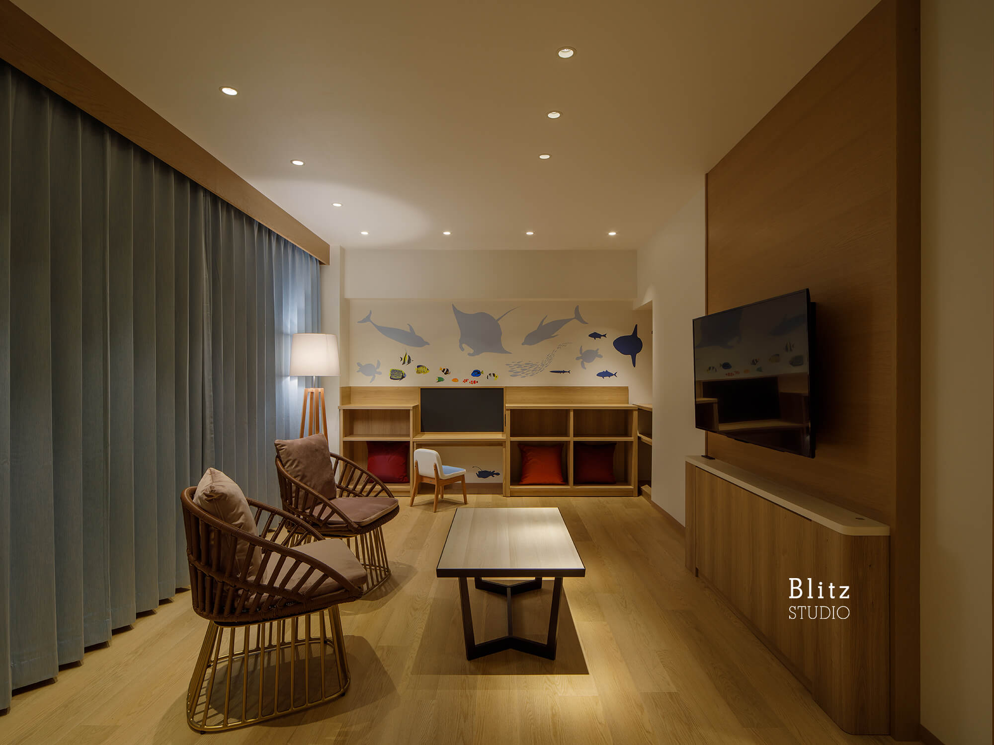『ホテル ブリーズベイ マリーナ』建築写真・竣工写真・インテリア写真12