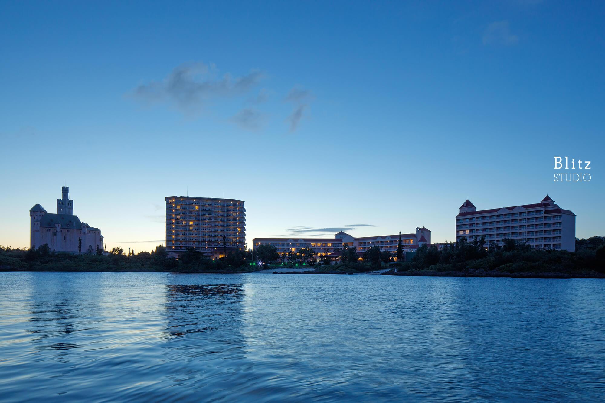 『ホテル ブリーズベイ マリーナ』建築写真・竣工写真・インテリア写真13
