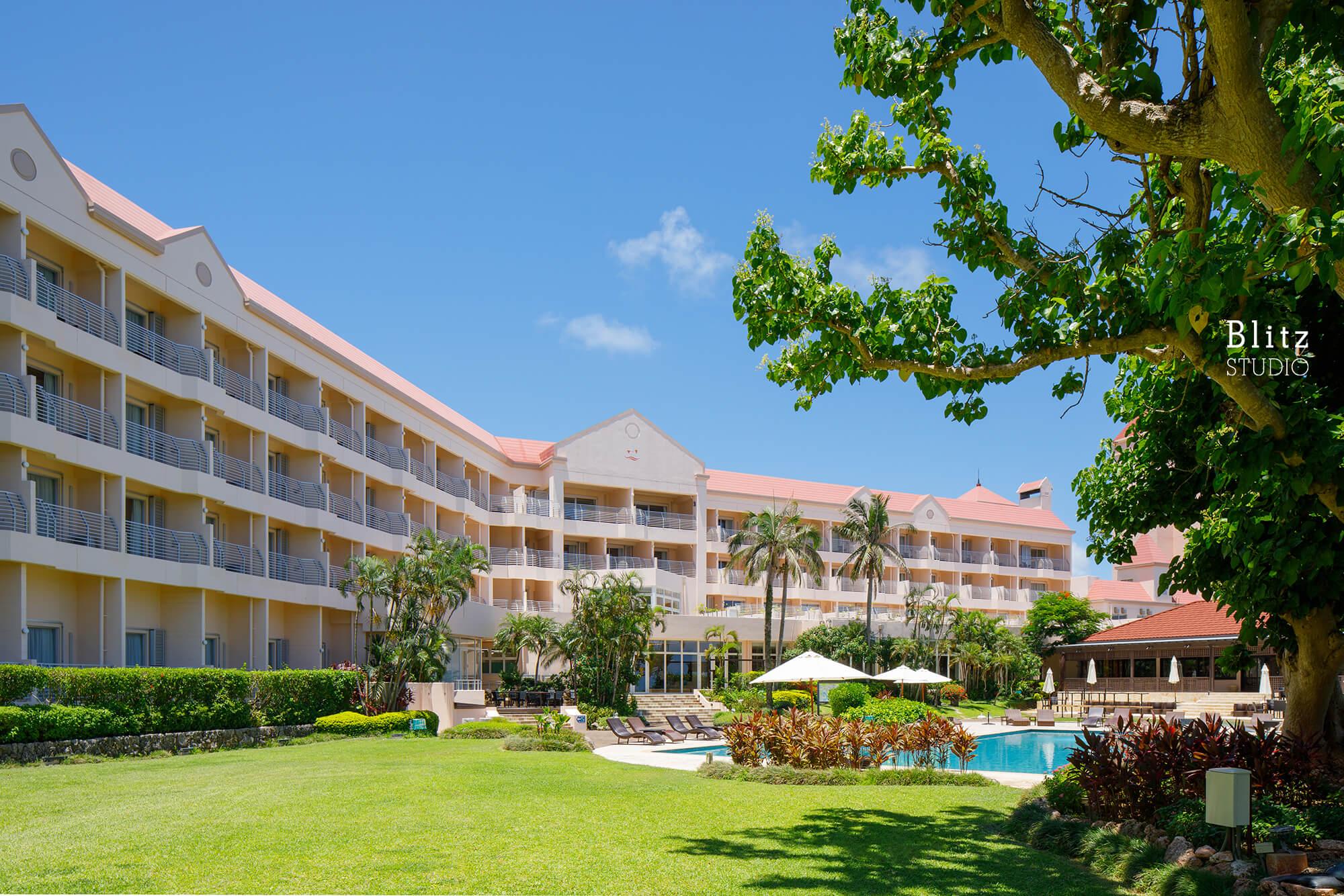 『ホテル ブリーズベイ マリーナ』-沖縄県宮古島-建築写真・竣工写真・インテリア写真3