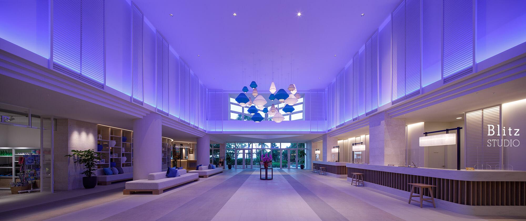 『ホテル ブリーズベイ マリーナ』-沖縄県宮古島-建築写真・竣工写真・インテリア写真4