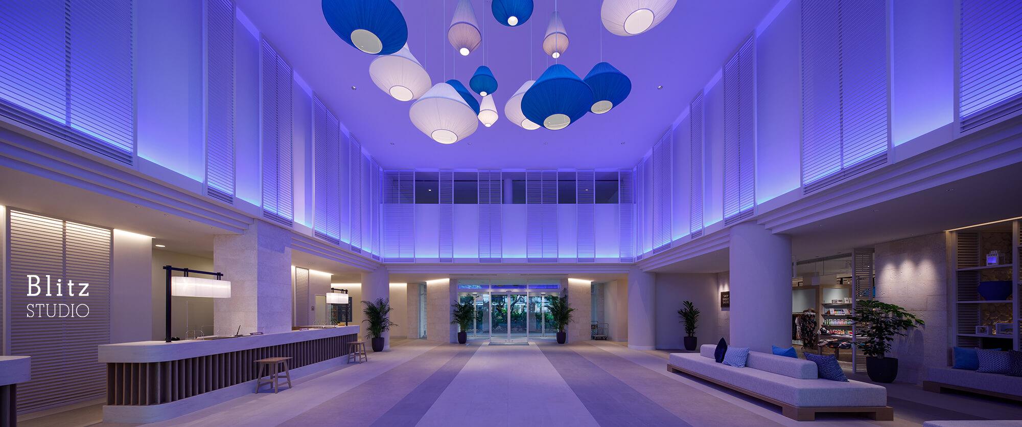 『ホテル ブリーズベイ マリーナ』-沖縄県宮古島-建築写真・竣工写真・インテリア写真5
